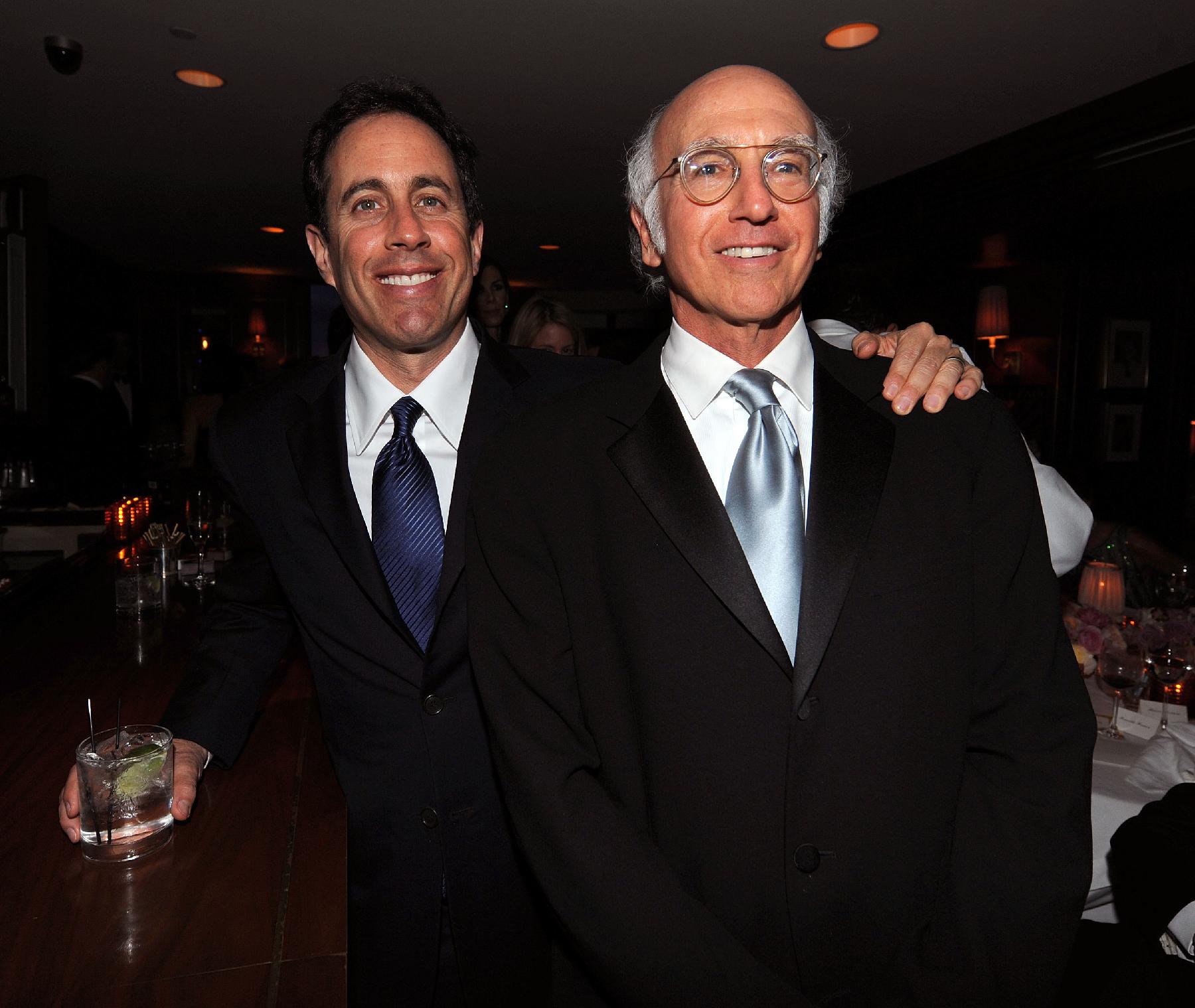 15134ee6 5 Ideas for Jerry Seinfeld's Secret Project – Rolling Stone