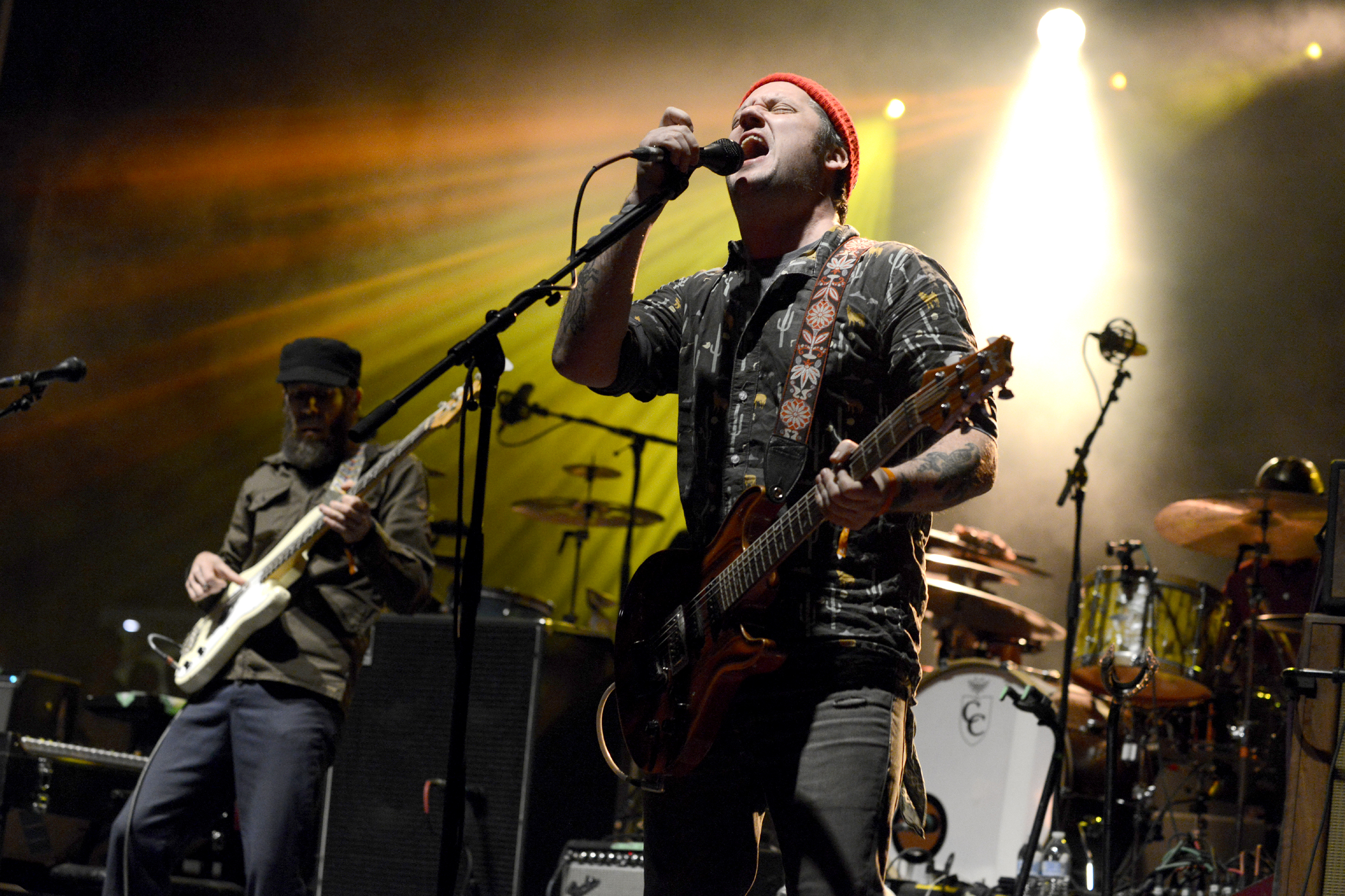 Modest Mouse Build and Crash on New Track 'The Best Room'
