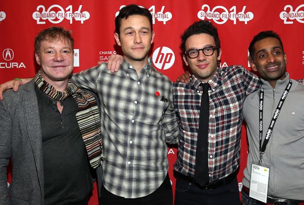 6f27c061c Joseph Gordon-Levitt Launches 'HitRecord on TV' at Sundance ...