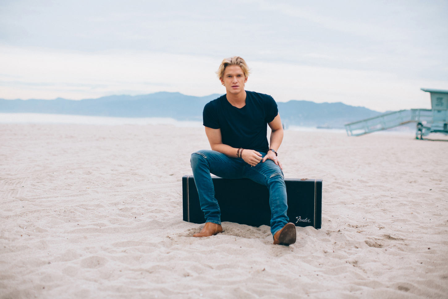Hear Cody Simpson Get 'Free' on New Song 'Flower'