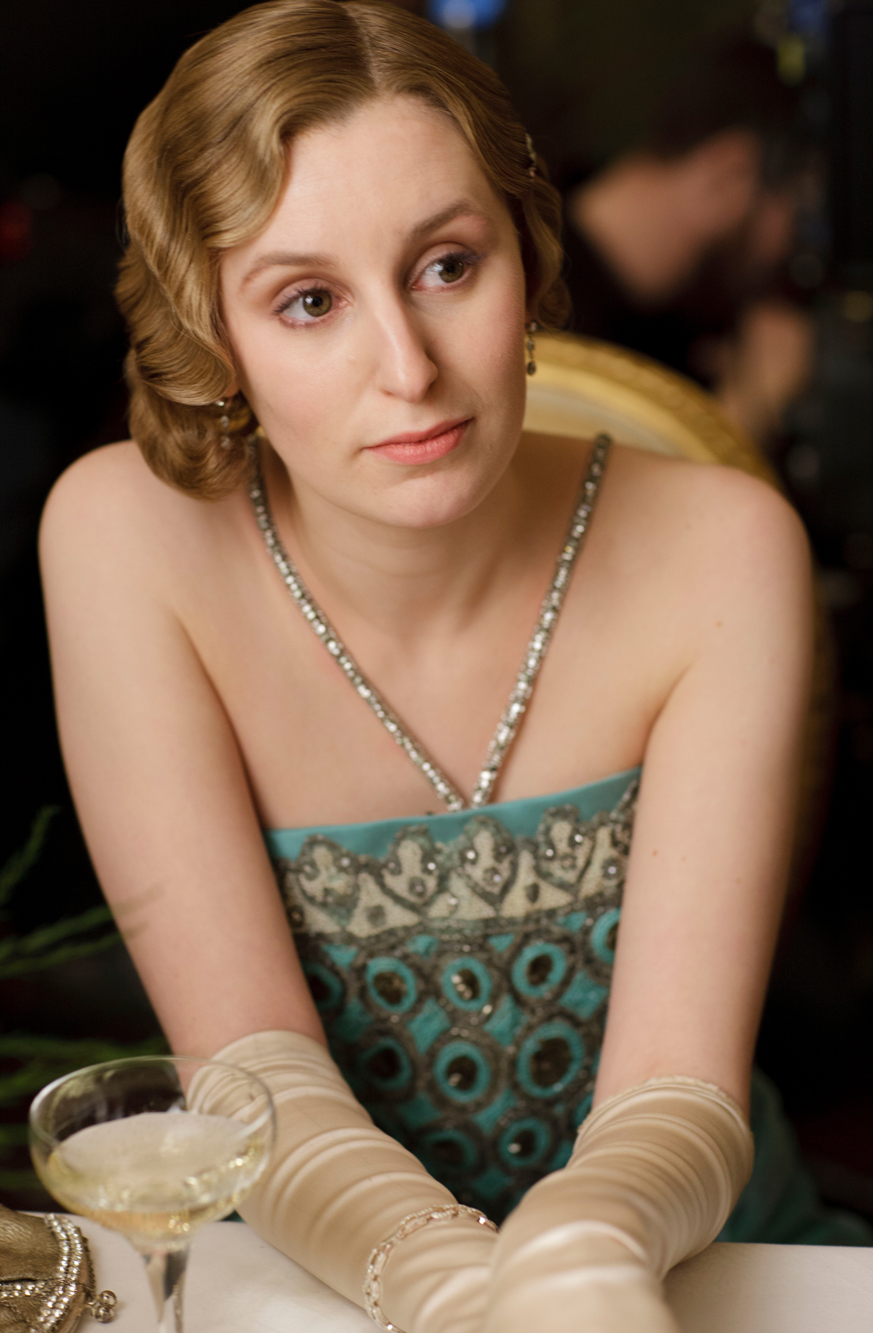 The Evolution of Edith Crawley, the Middle Daughter on 'Downton Abbey'