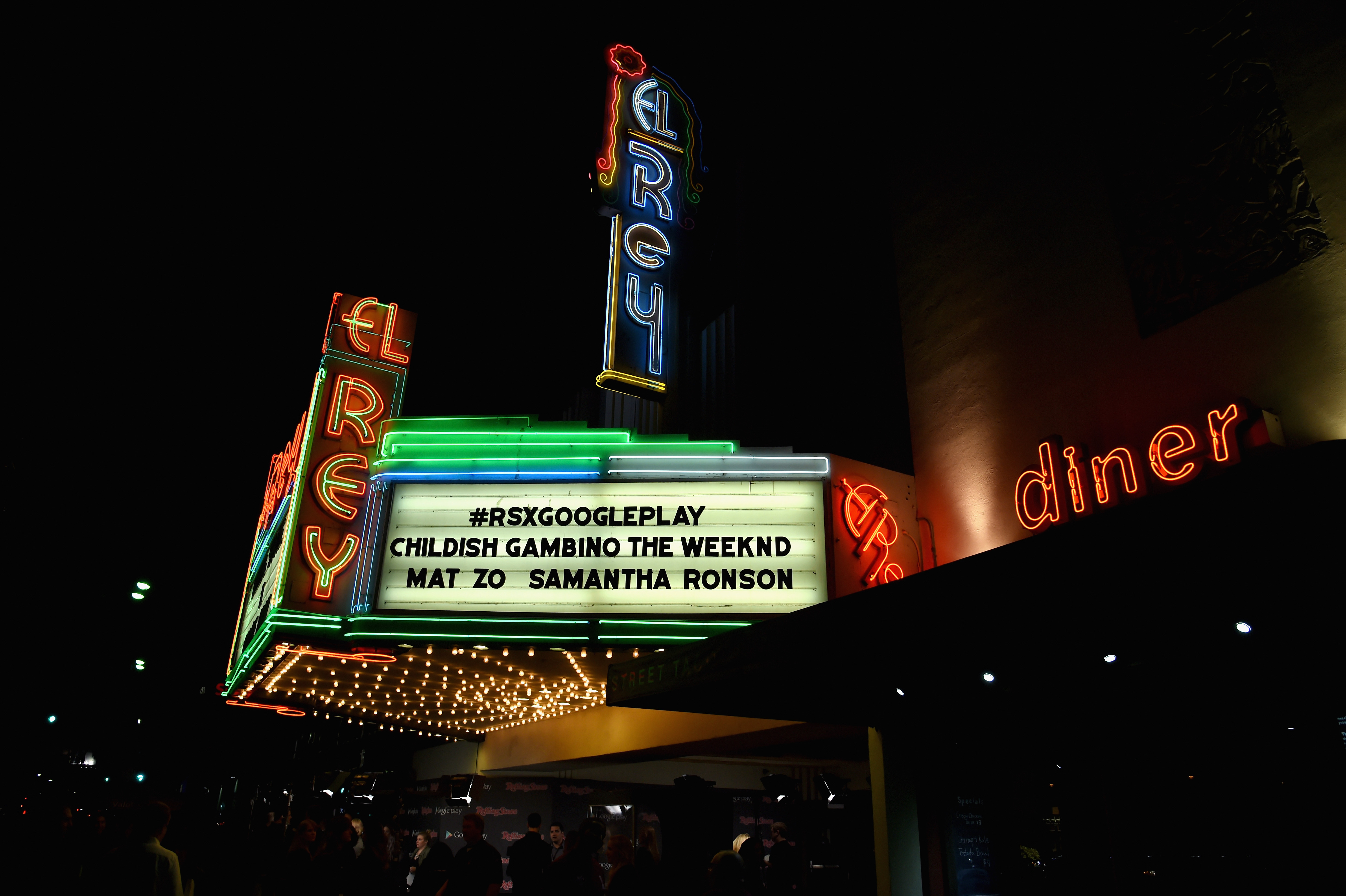 Childish Gambino and the Weeknd Play Rolling Stone's L A