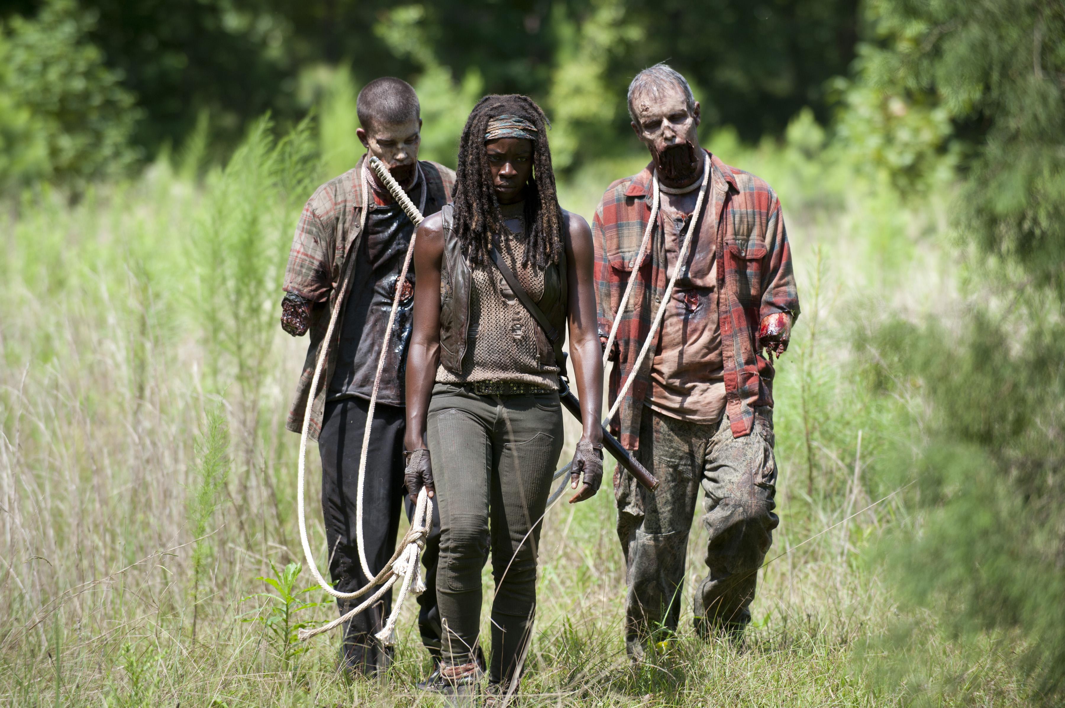5 Things We Learned From 'The Walking Dead' Mid-Season Premiere