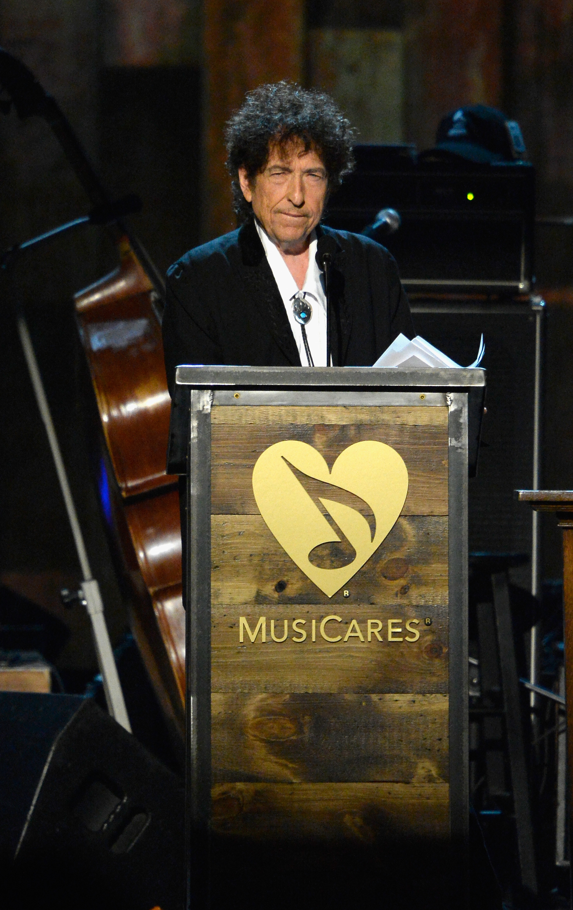 Why Does Bob Dylan Hate Merle Haggard? A MusiCares Speech Explainer