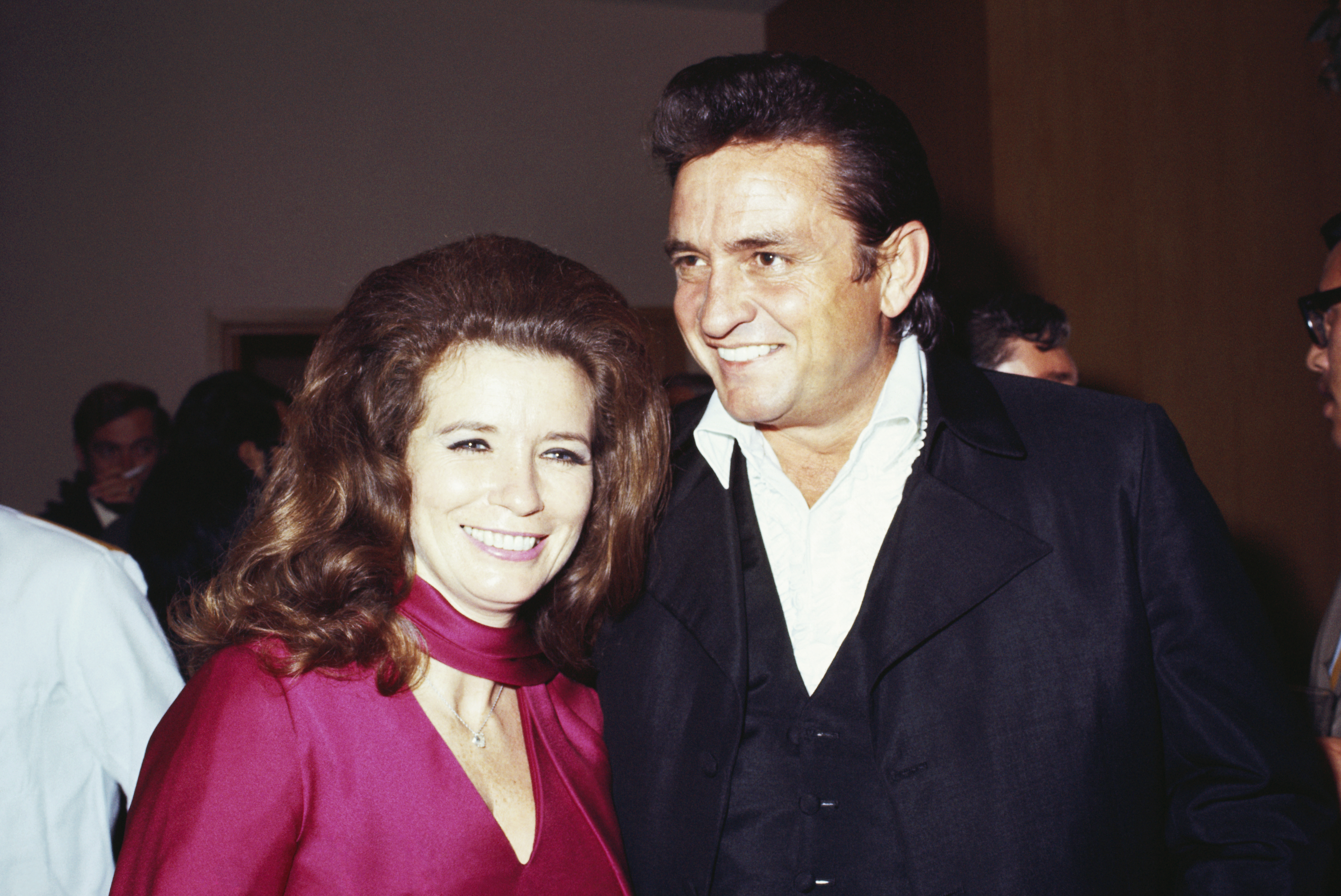 Johnny Cashs Love Letter to Wife June Carter Voted Most