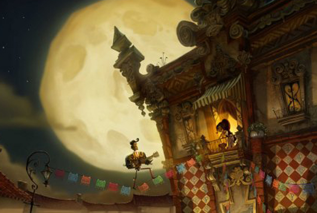 Guillermo del Toro-Produced 'Book of Life' Teased With Vivid Artwork