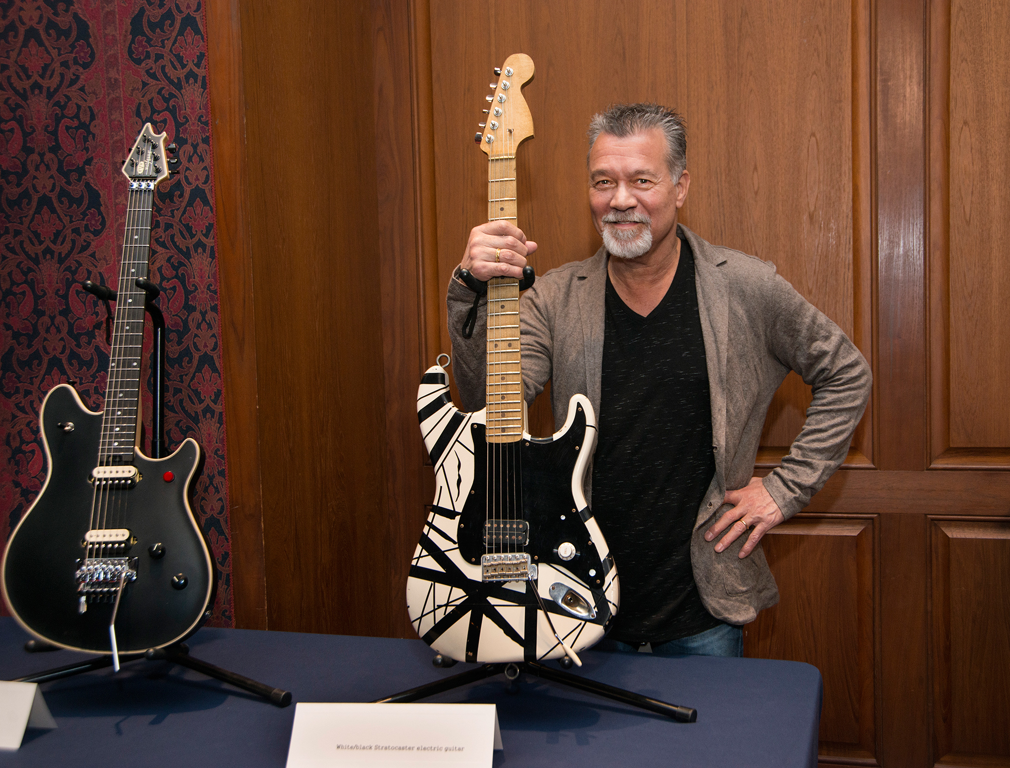 f8ed103b9a1 Eddie Van Halen on David Lee Roth   He Does Not Want to Be My Friend  –  Rolling Stone