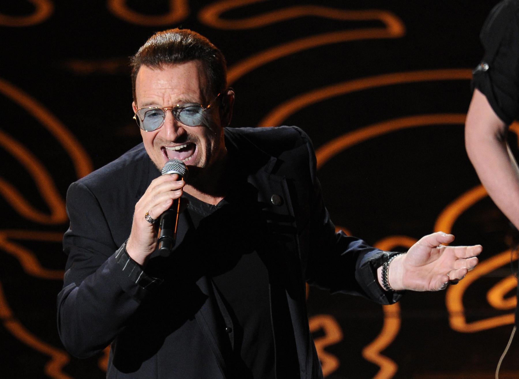 U2, Pharrell and Karen O Stun With Showstopping Oscar Performances
