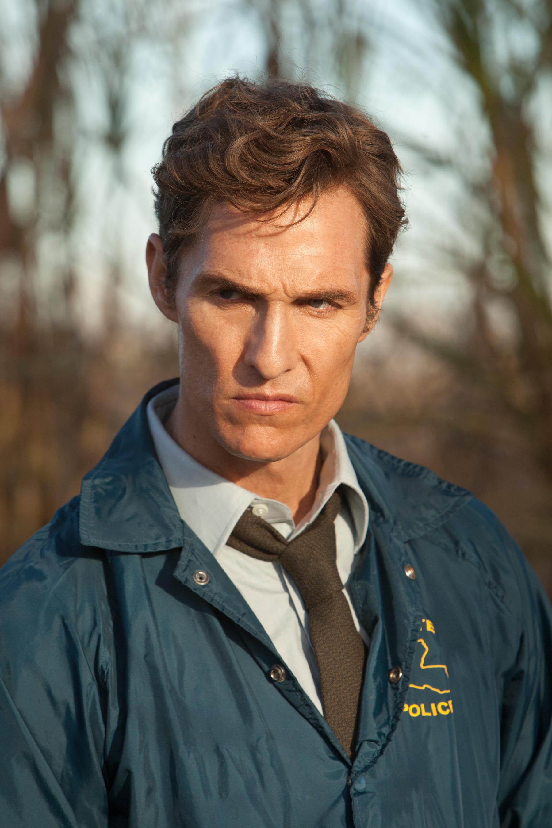 Matthew Mcconaughey True Detective
