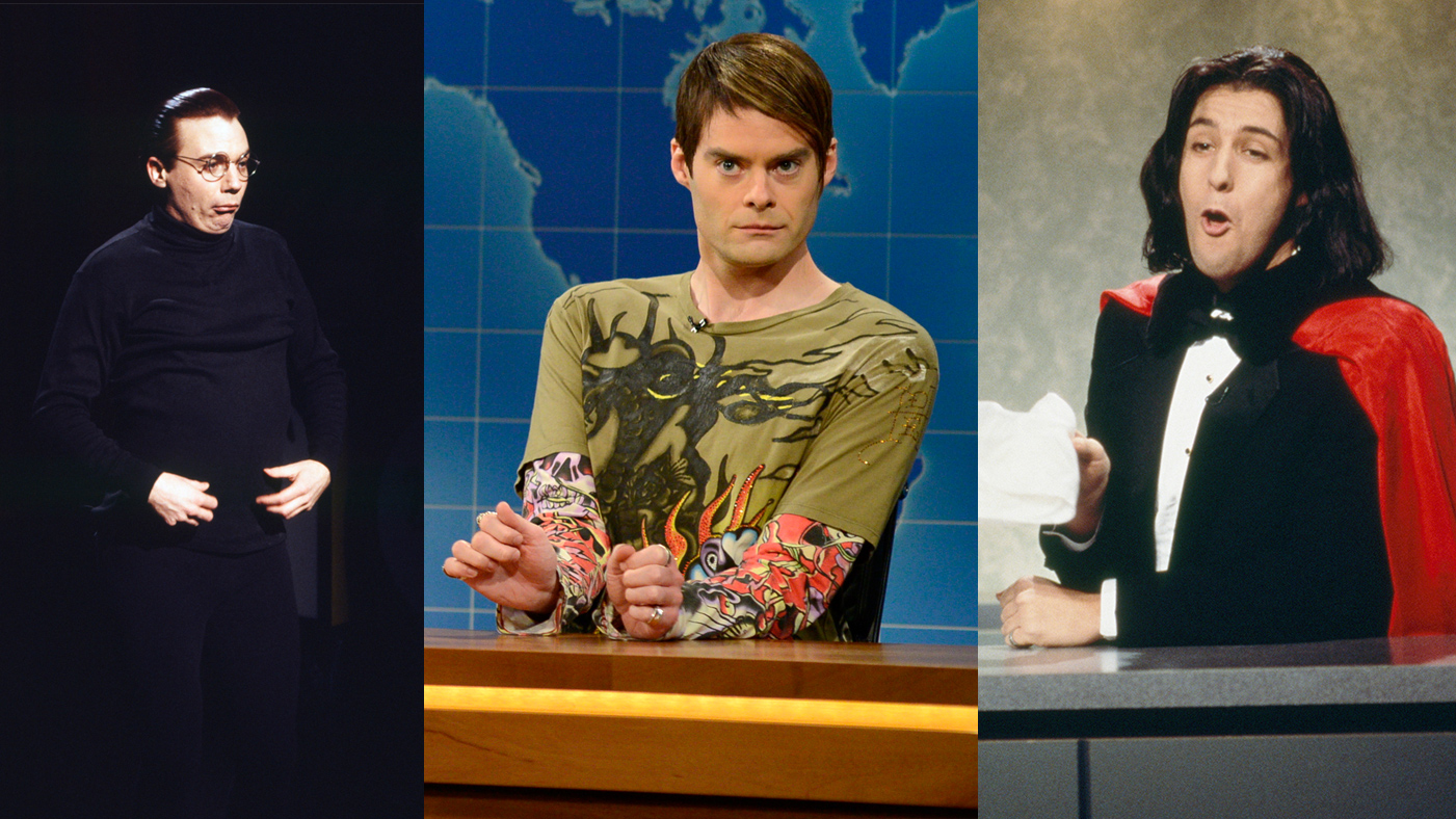 40 best saturday night live characters of all time rolling stone