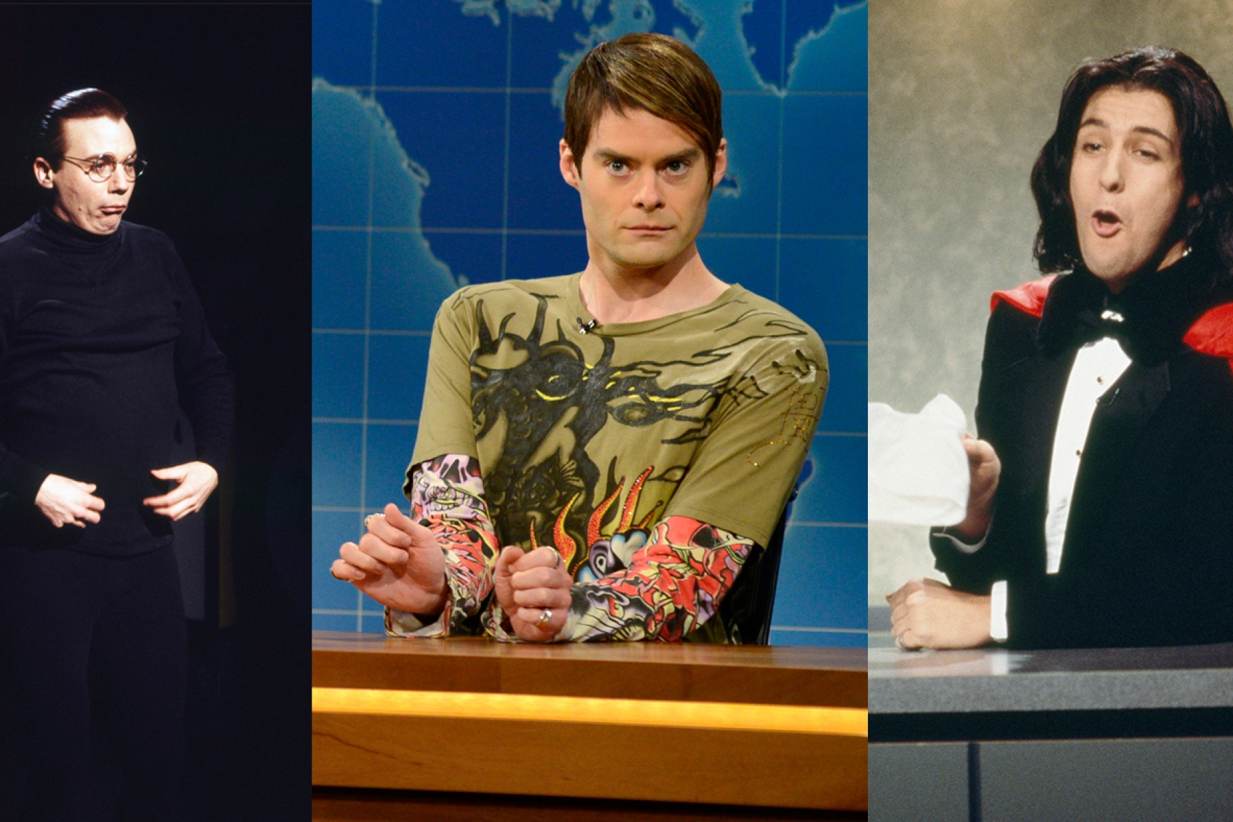 Actor Porno Gay Chris Hader 40 best 'saturday night live' characters of all time