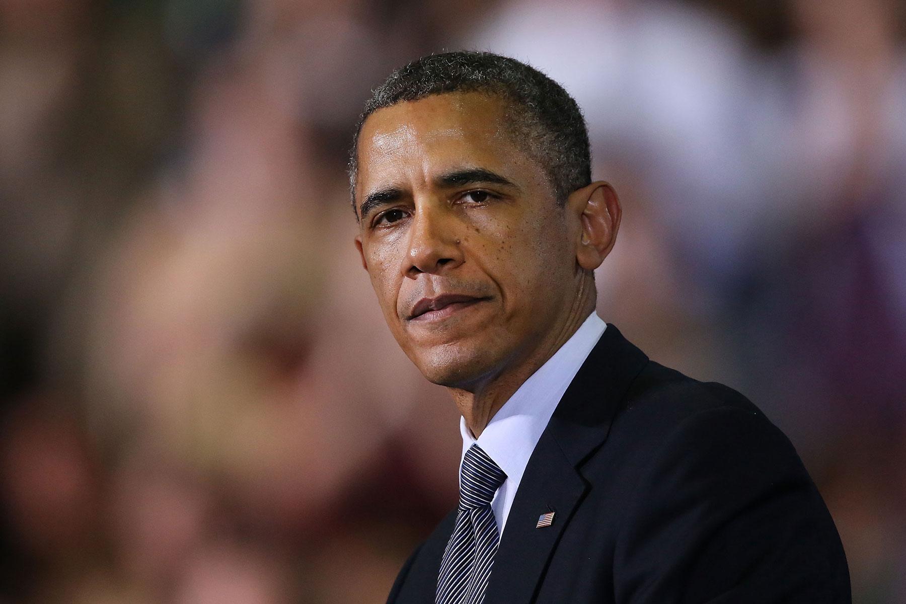 Obama: Zach Galifianakis Was 'Pretty Nervous' on 'Between Two Ferns'