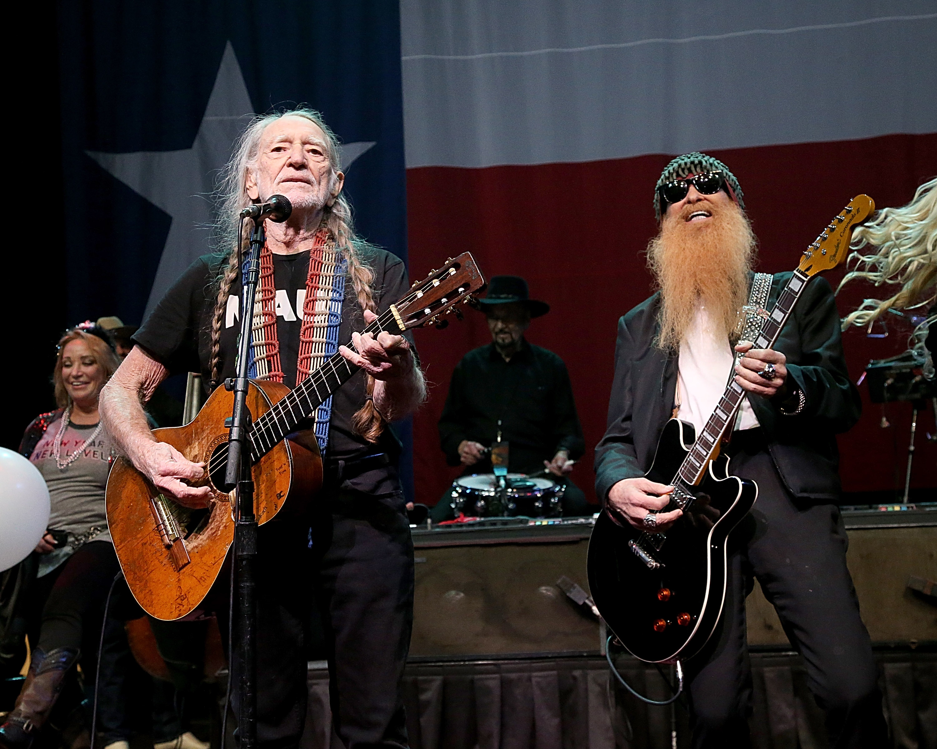 Willie Nelson and Bono Team for Miraculous Movie