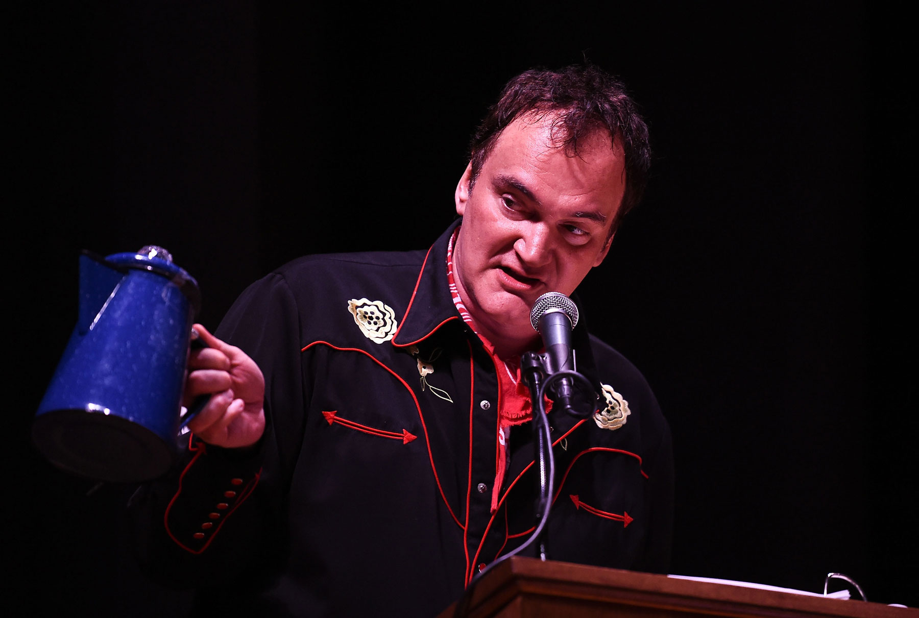 Quentin Tarantino Gets Back in the Saddle With 'Hateful Eight' Western