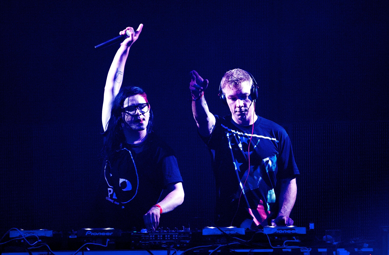 Skrillex, Diplo Release Surprise Jack Ü Album During 24-Hour DJ Set