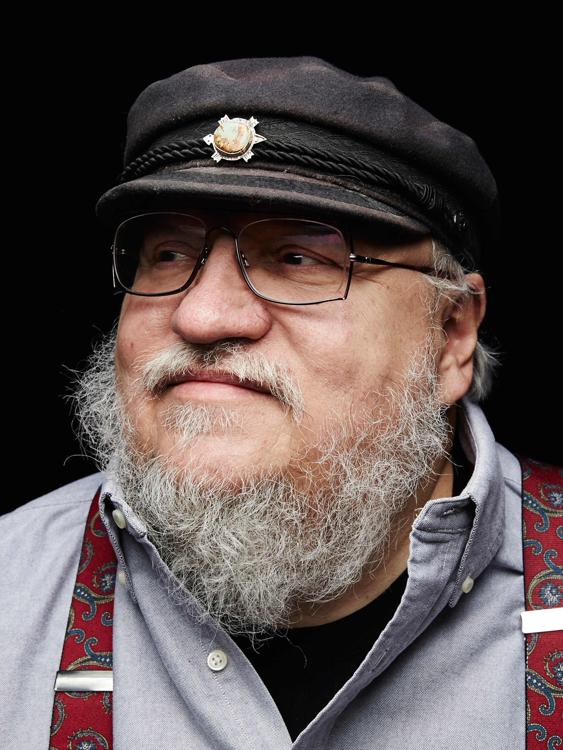 Game Of Thrones Author George R R Martin The Rolling Stone