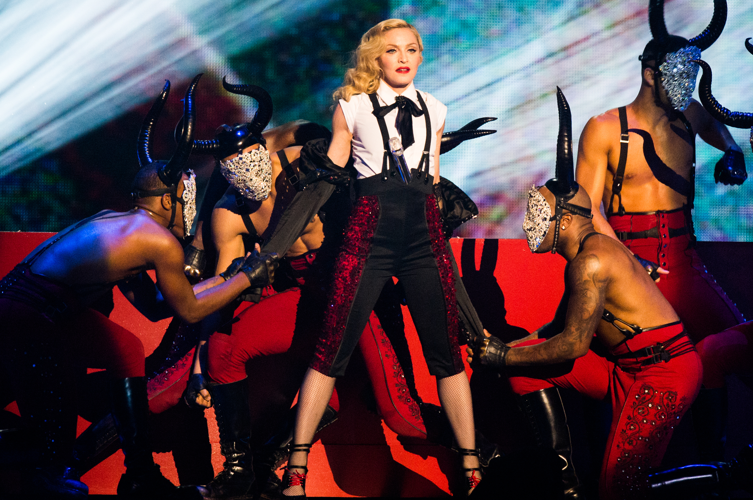 Madonna Plots Rebel Heart Tour for North America, Europe