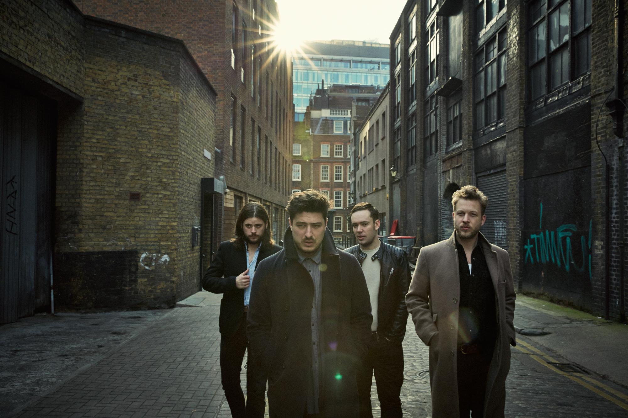 Mumford & Sons Talk Going Electric on New Album 'Wilder Mind'