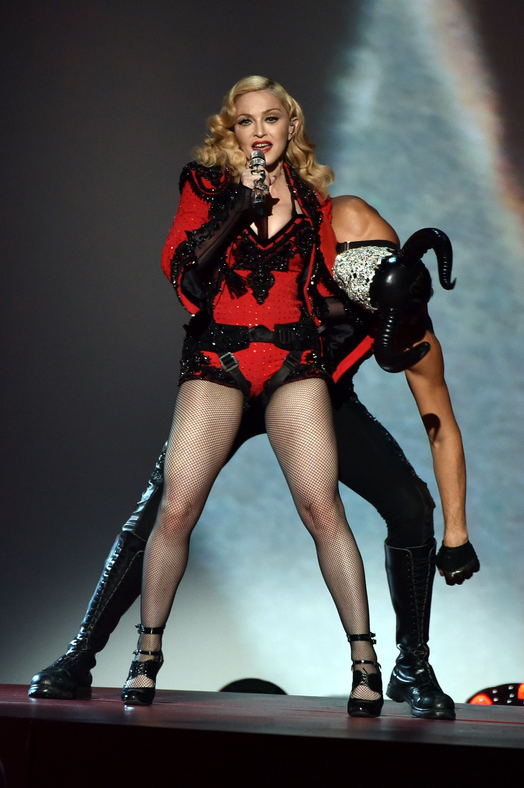 Madonna to Kanye West: 'Don't Go to Awards Shows Looking for Justice'