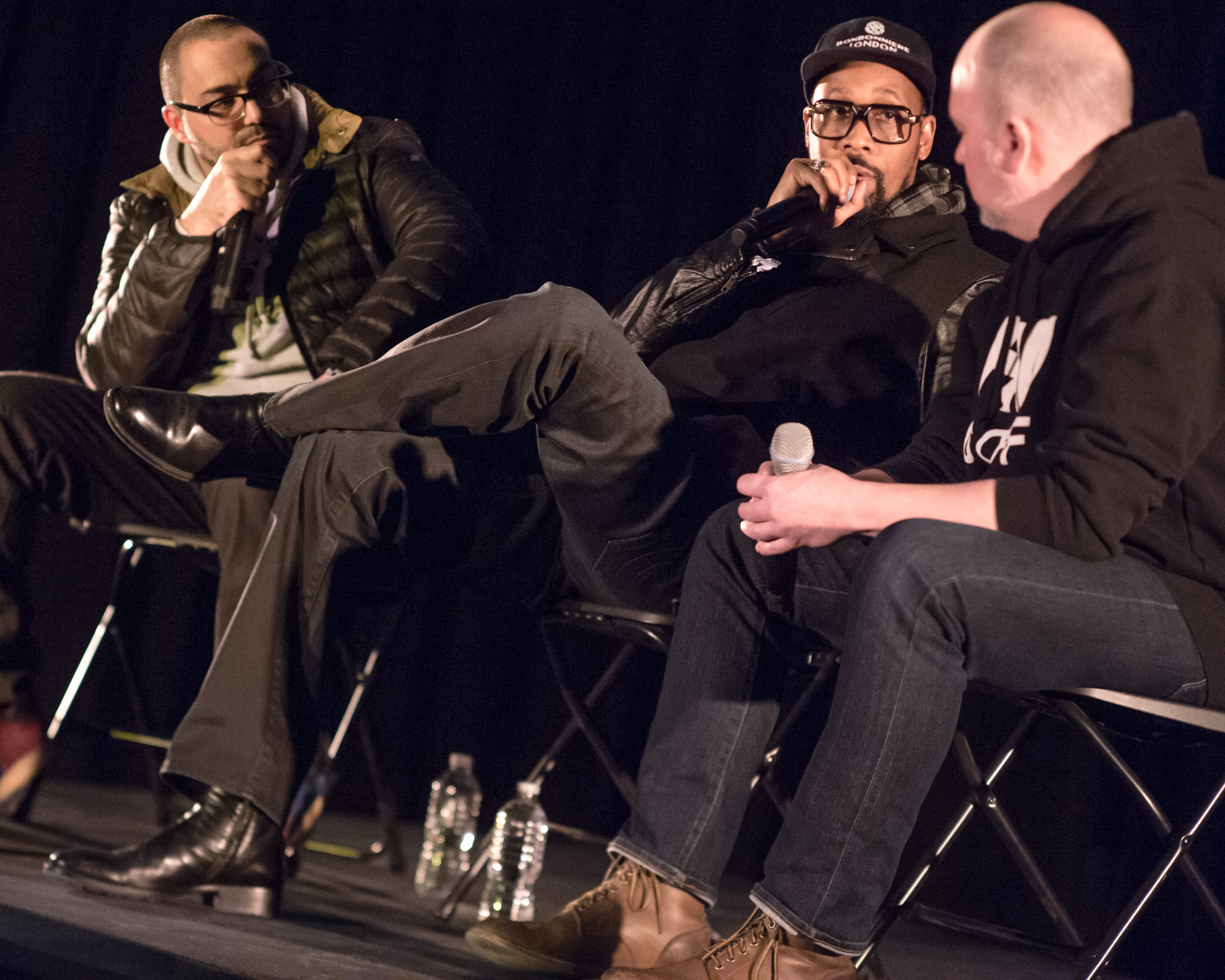 Inside Wu-Tang Clan's 'First, Last, Only' Listening Session for New LP