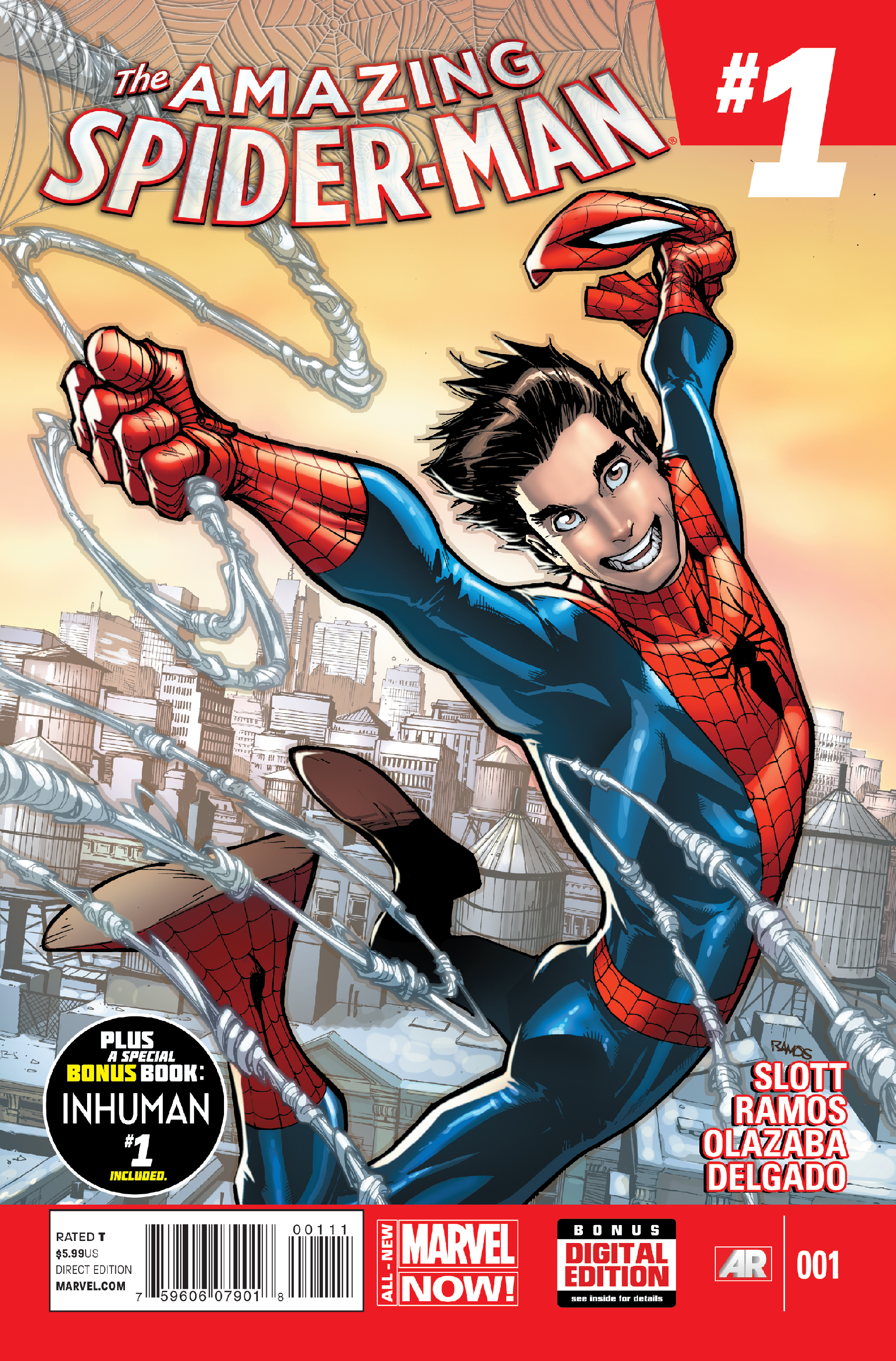 how spider man conquered the world rolling stone
