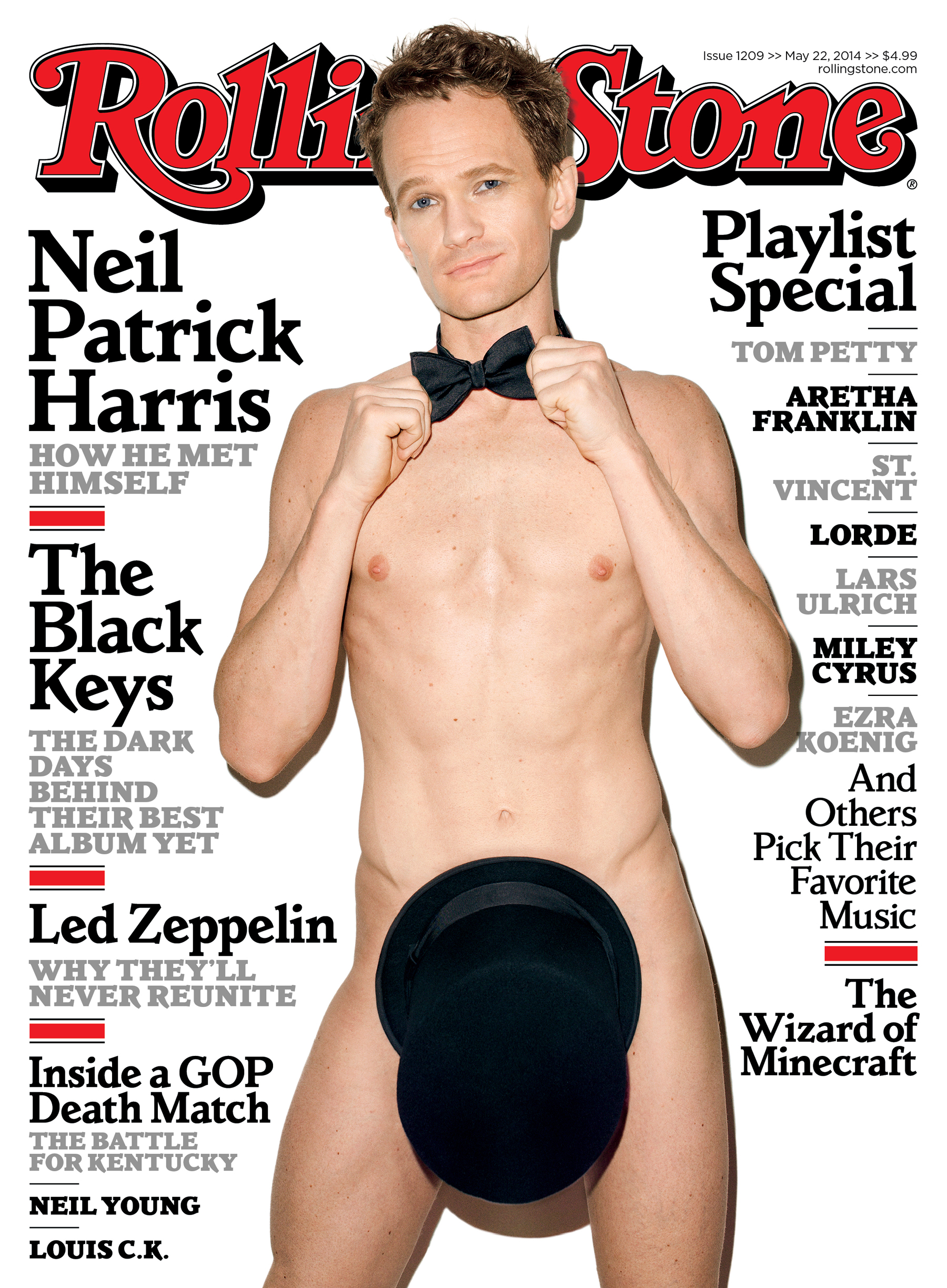 Neil Patrick Harris hedwig and the angry inch how i met your mother