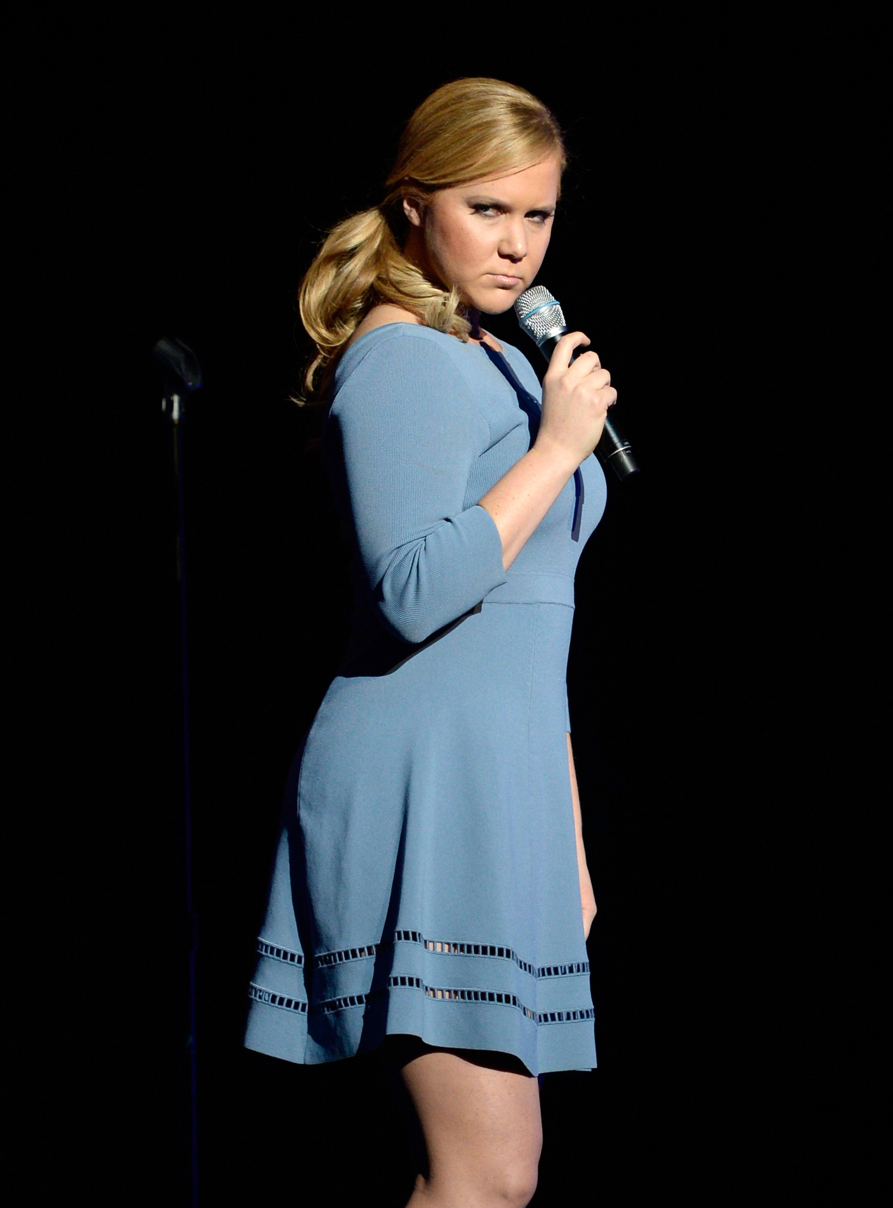 Amy Schumer Fucked amy schumer: the new queen of shocking tv comedy - rolling stone