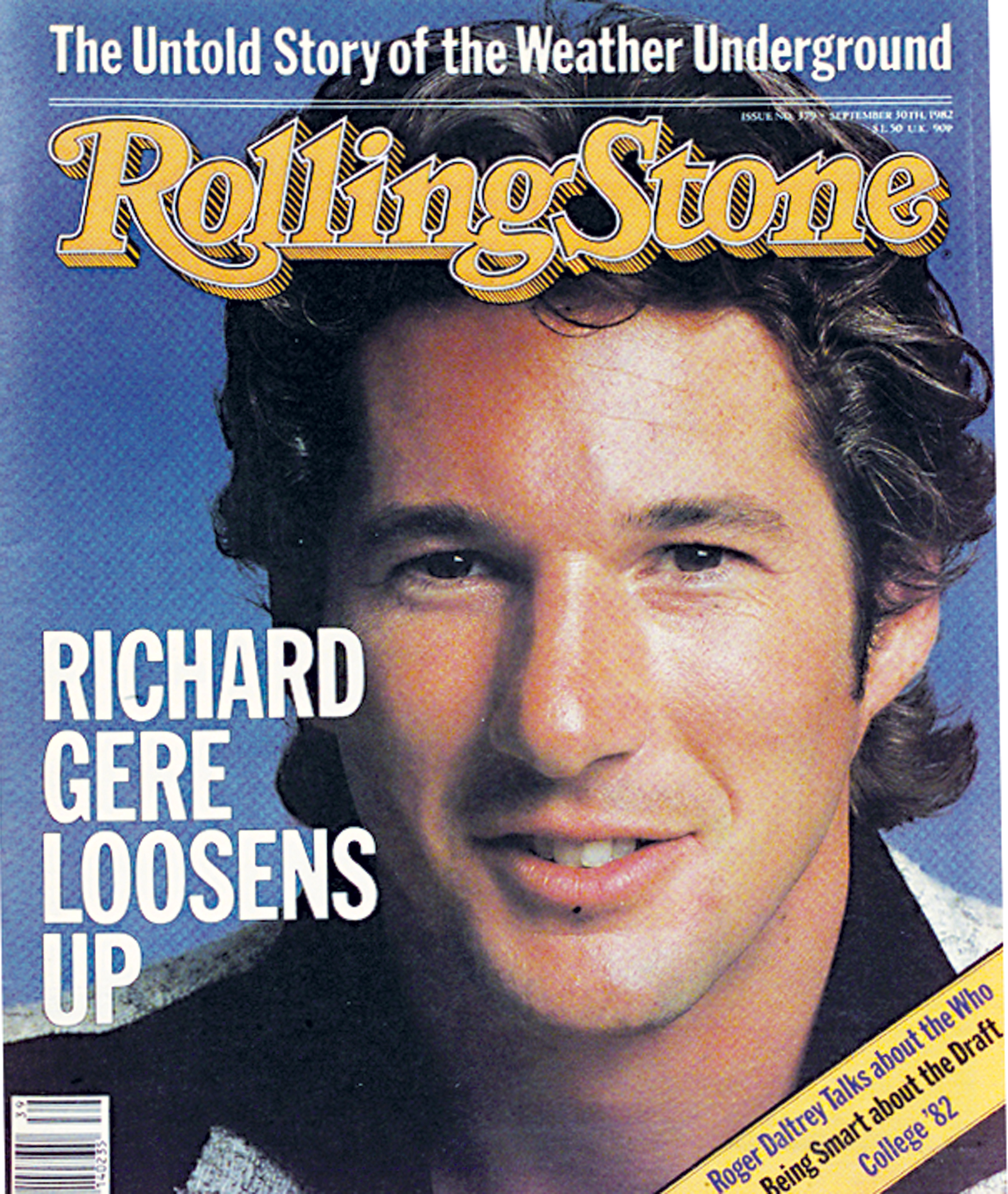 American Gigolo Nude mister richard gere - rolling stone