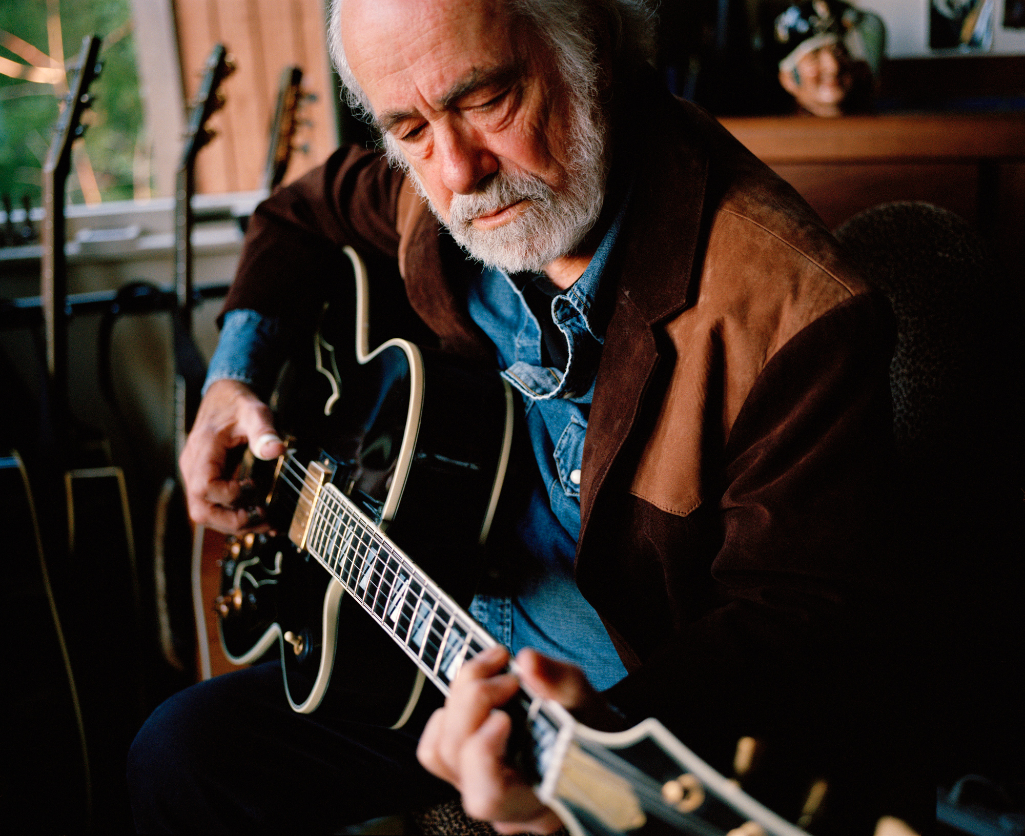 Robert Hunter on Grateful Dead's Early Days, Wild Tours, 'Sacred' Songs