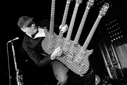 Cheap Trick's Rick Nielsen Auctioning Off His Guitars