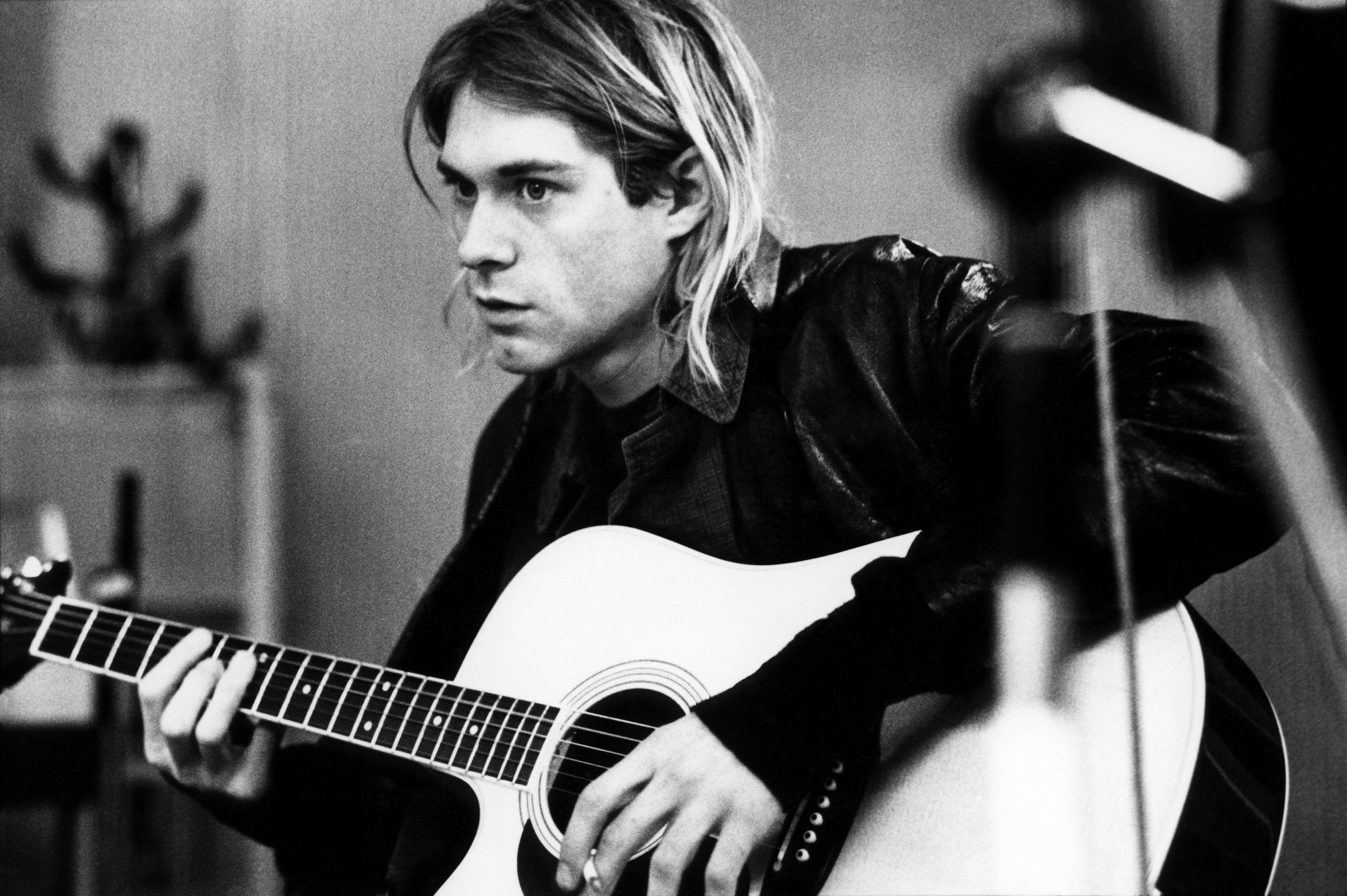 Unreleased Kurt Cobain Song to Appear on 'Montage of Heck' Soundtrack