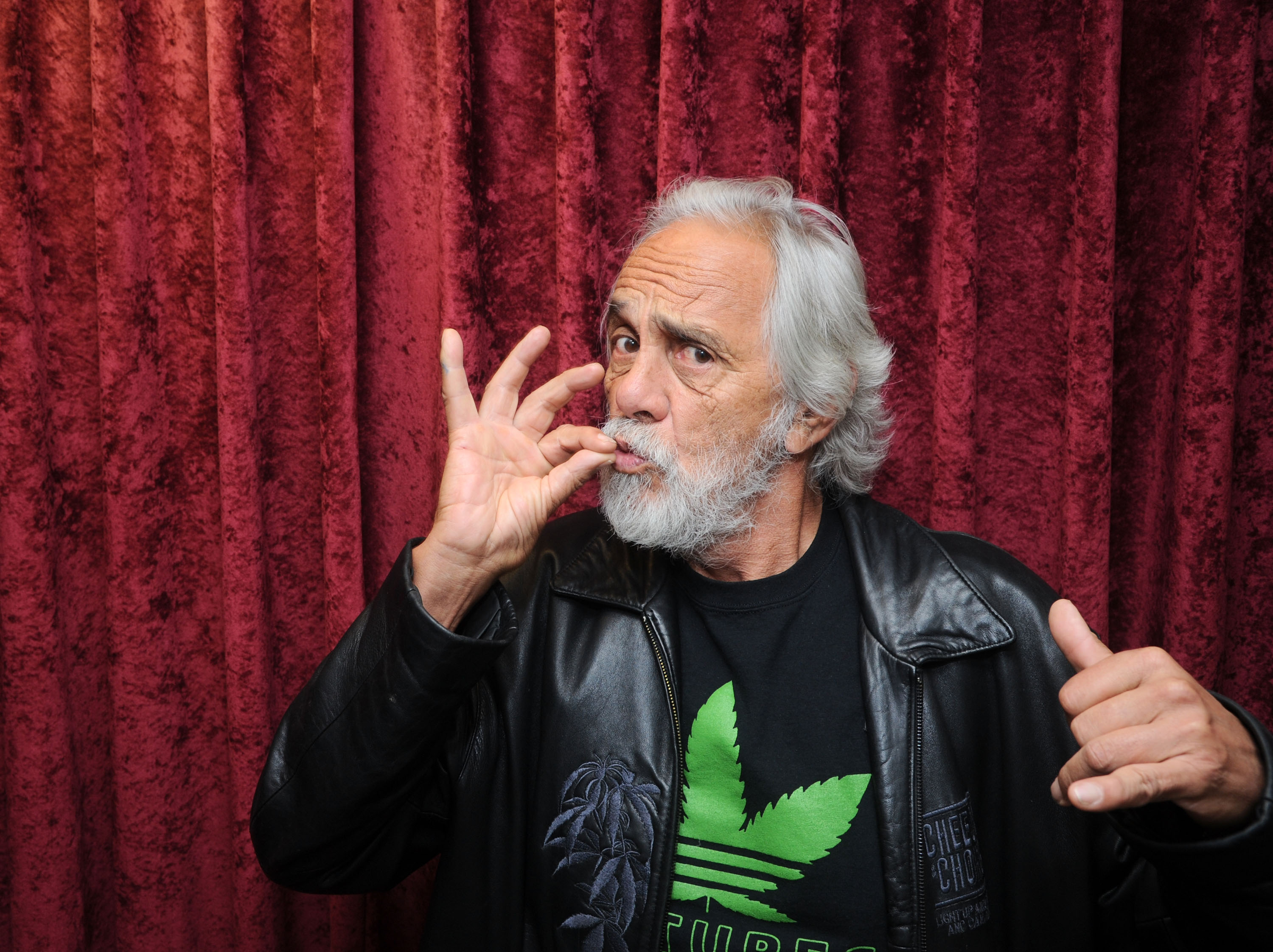 Tommy Chong on Weed, Jail and Getting 'High With Every Beatle Except Paul'