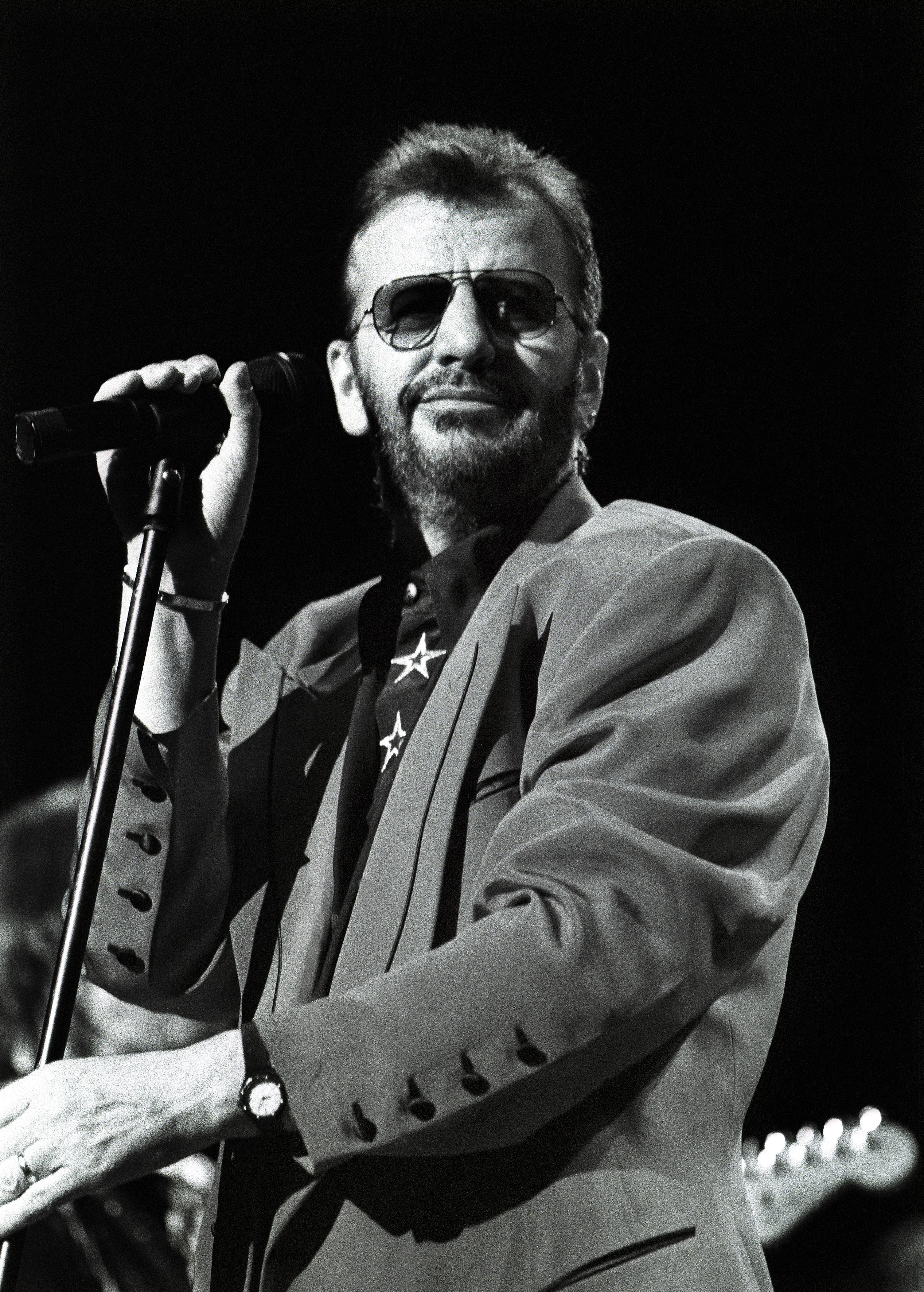 Ringo Starr, Confident and Sober: Rolling Stone's 1992 Feature Story