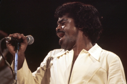 Flashback: James Brown Brings Scandalous Soul to the Opry