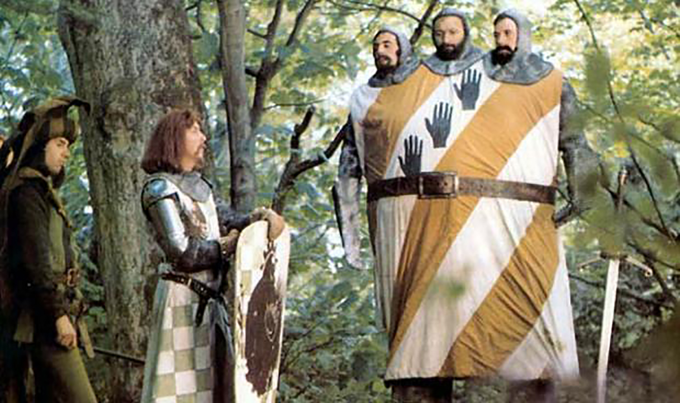 Monty Python Will Celebrate 40 Years of 'Holy Grail' at Tribeca Film Fest