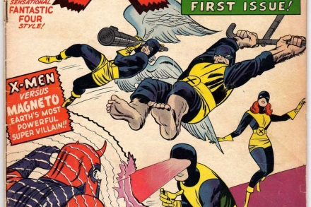 The True Origins of 'X-Men'