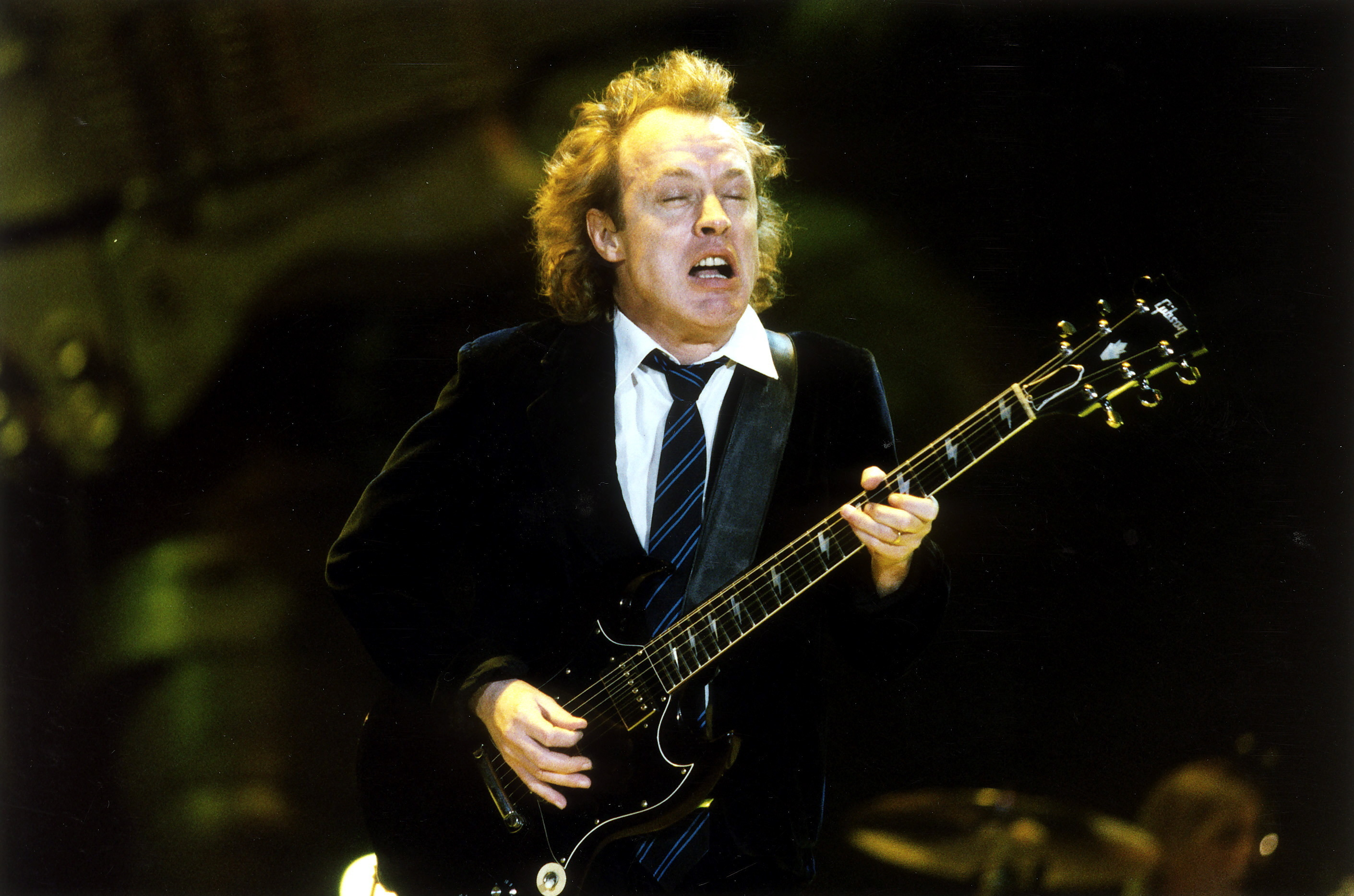 AC/DC's Angus Young: The Rock & Roll Peter Pan