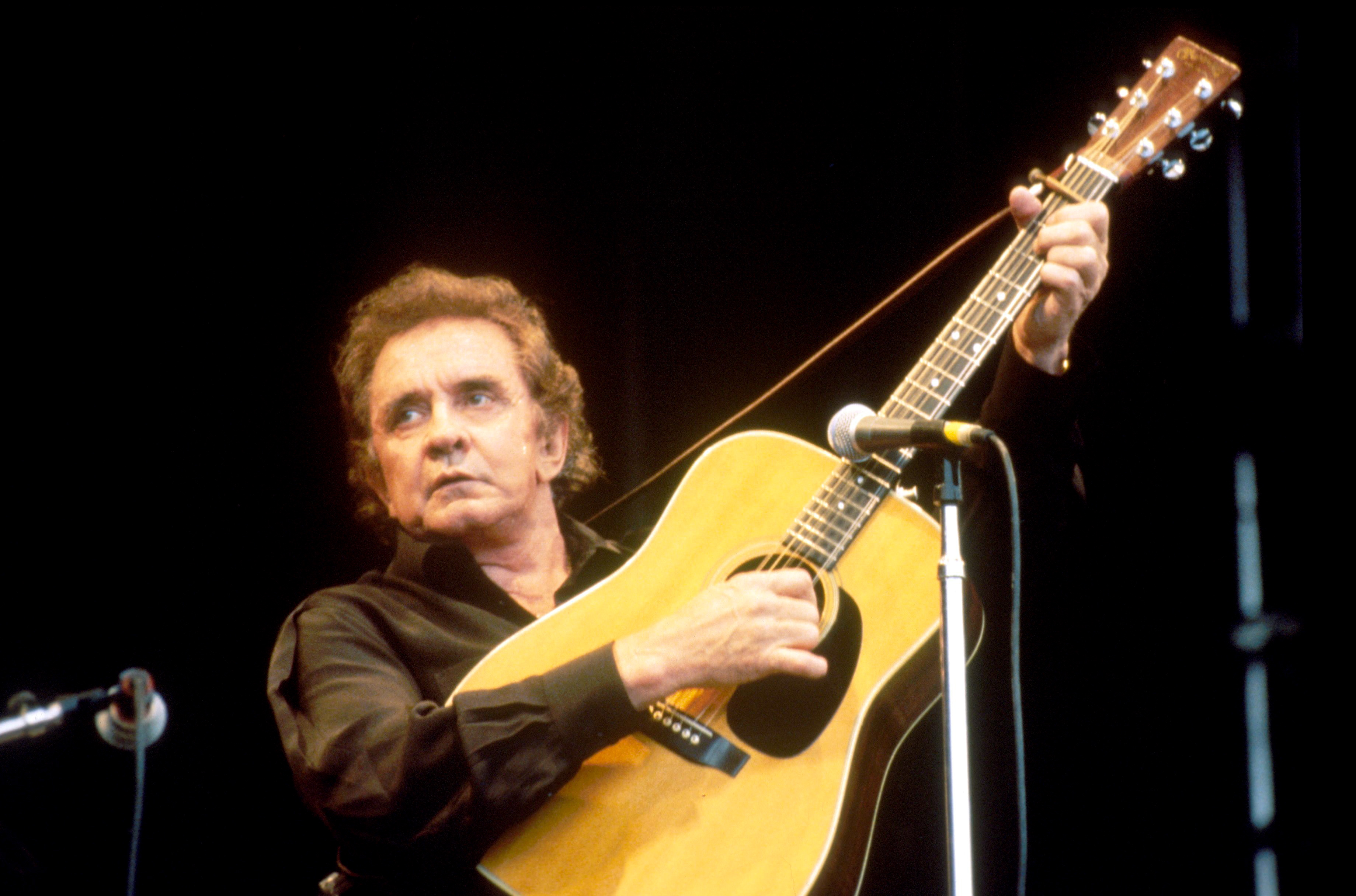 Johnny Cash's 'American Recordings' to Be Released as Vinyl Box Set