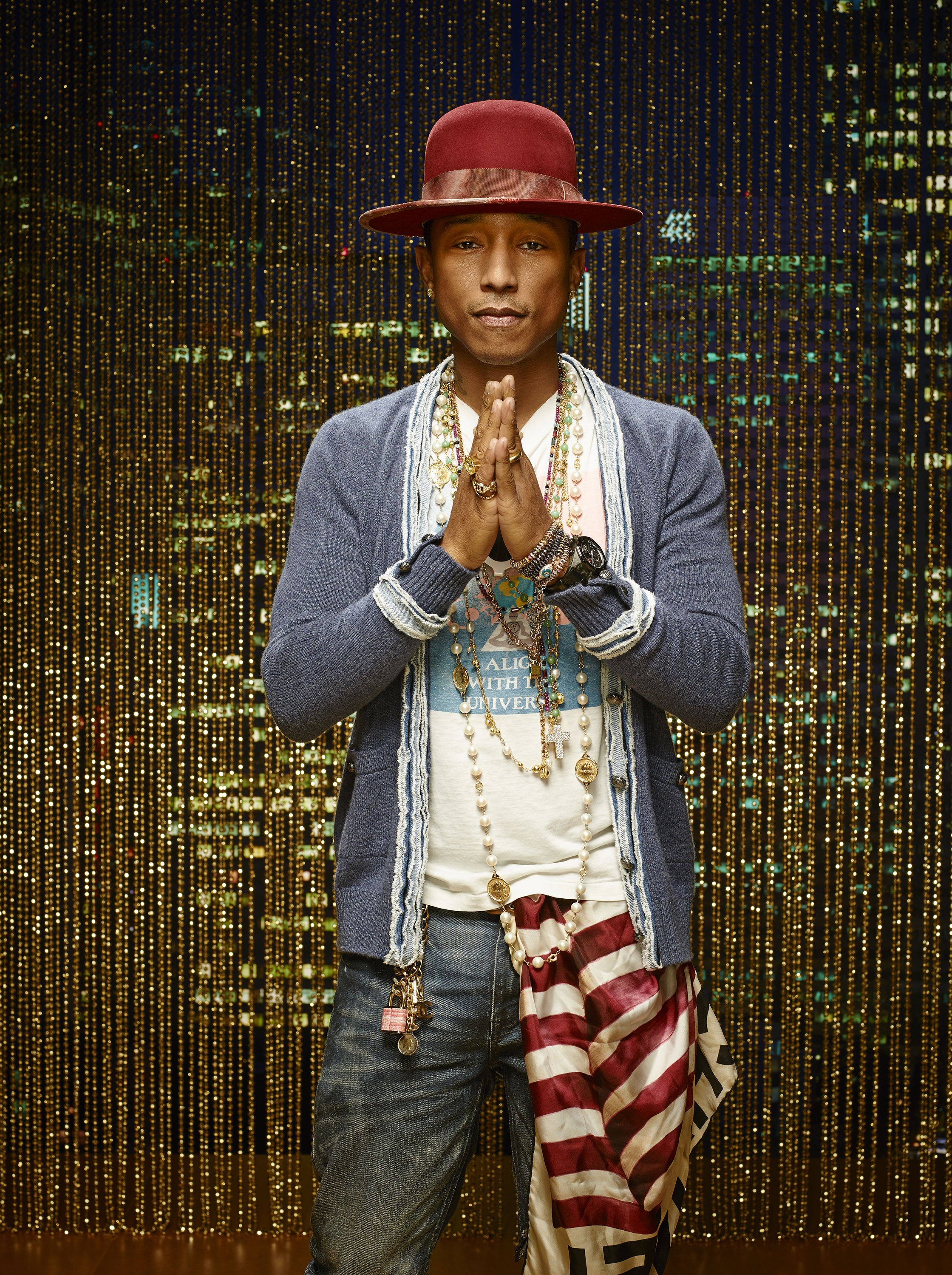 watch e85b0 378eb Pharrell Williams