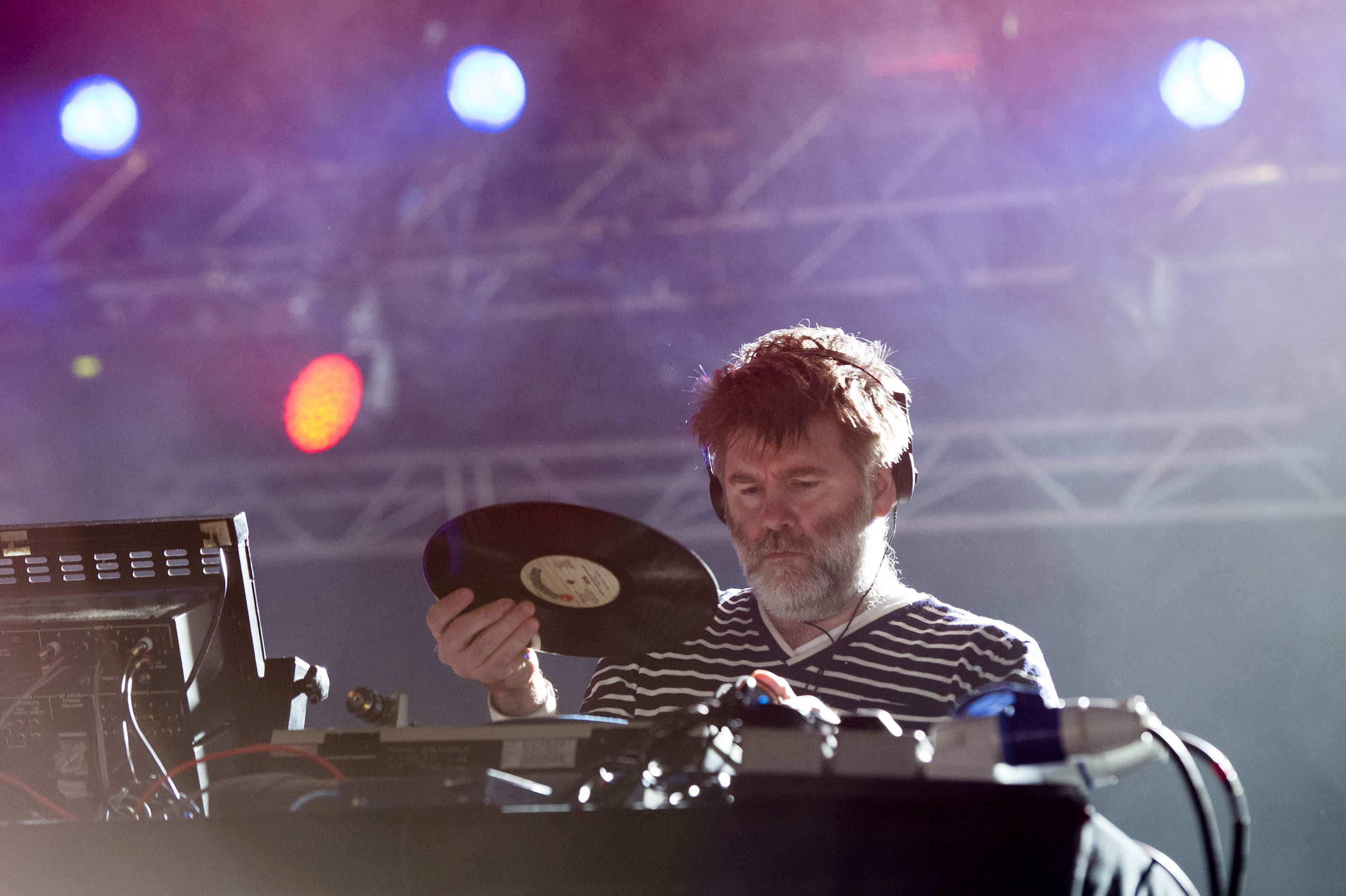 Hear James Murphy's Minimalist David Bowie Cover