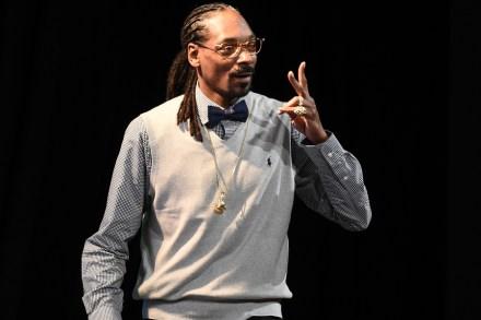 Snoop Dogg Heading to HBO With Original Drama Series