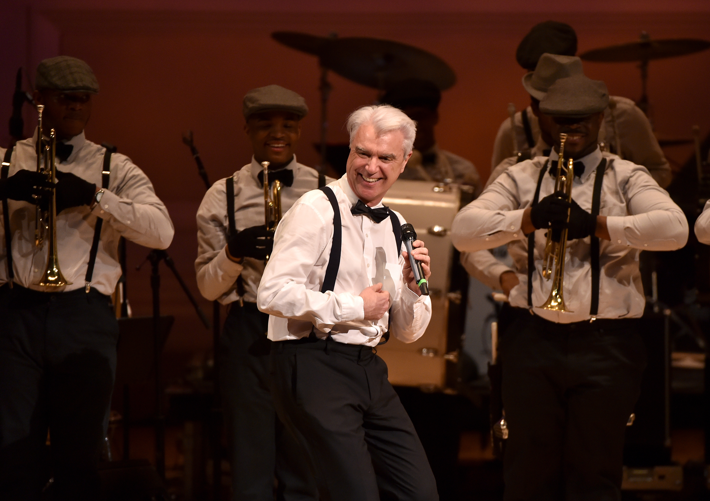 Cee Lo, Roots Honor David Byrne at All-Star Carnegie Hall