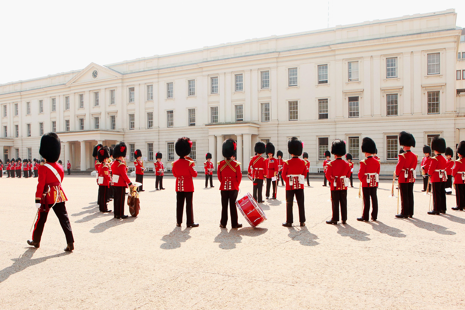 Queen's Guard Nails the 'Game of Thrones' Theme Song