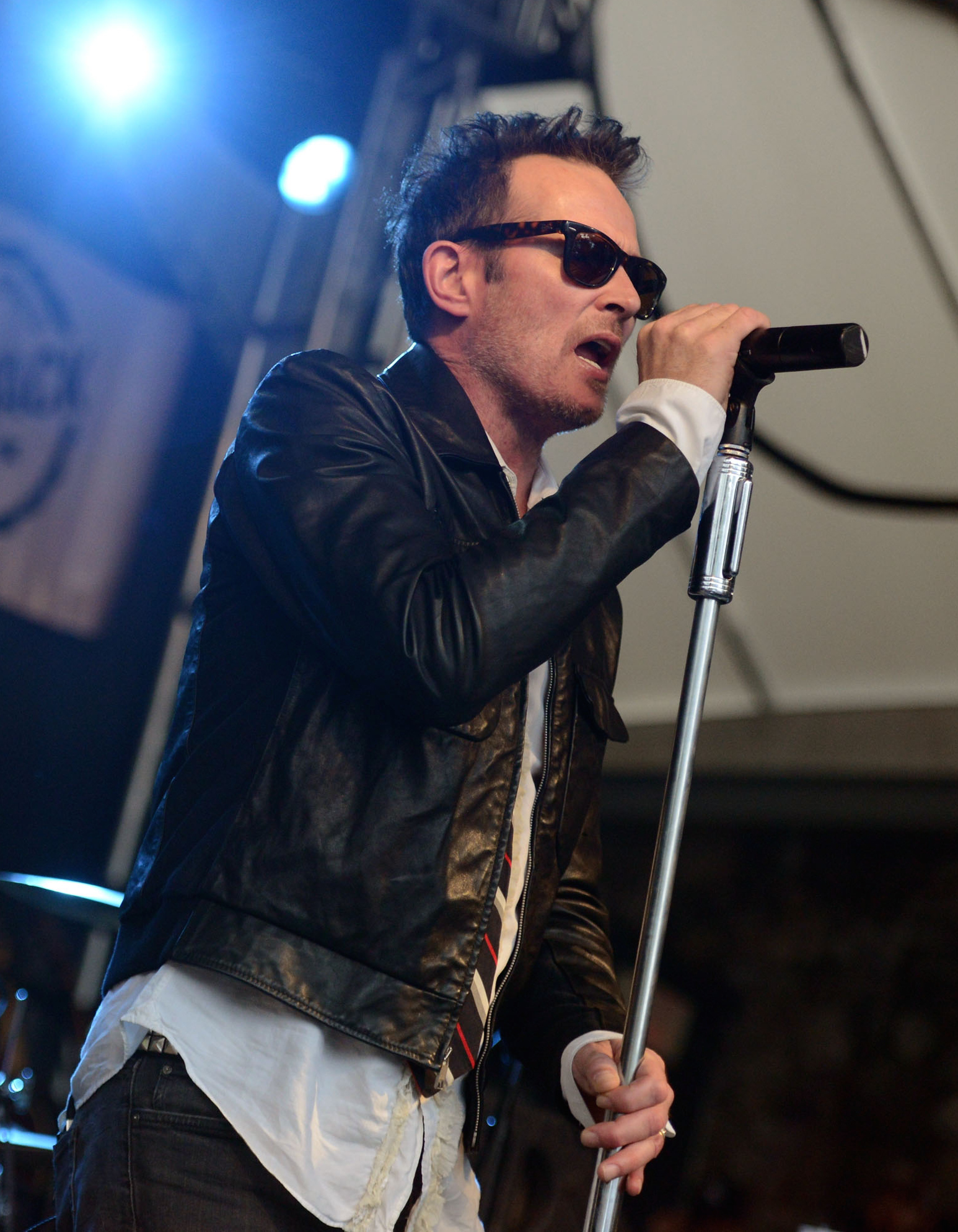 Scott Weiland Embarrassed By Bad Behavior At Boston Meet And Greet