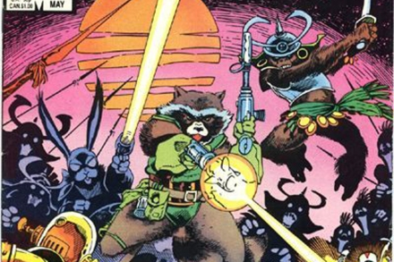 """The Rise of 'Guardians of the Galaxy""""s Rocket Raccoon"""