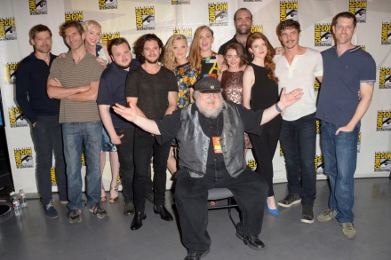 Game of Thrones' Reveals New Cast for Season 5 – Rolling Stone
