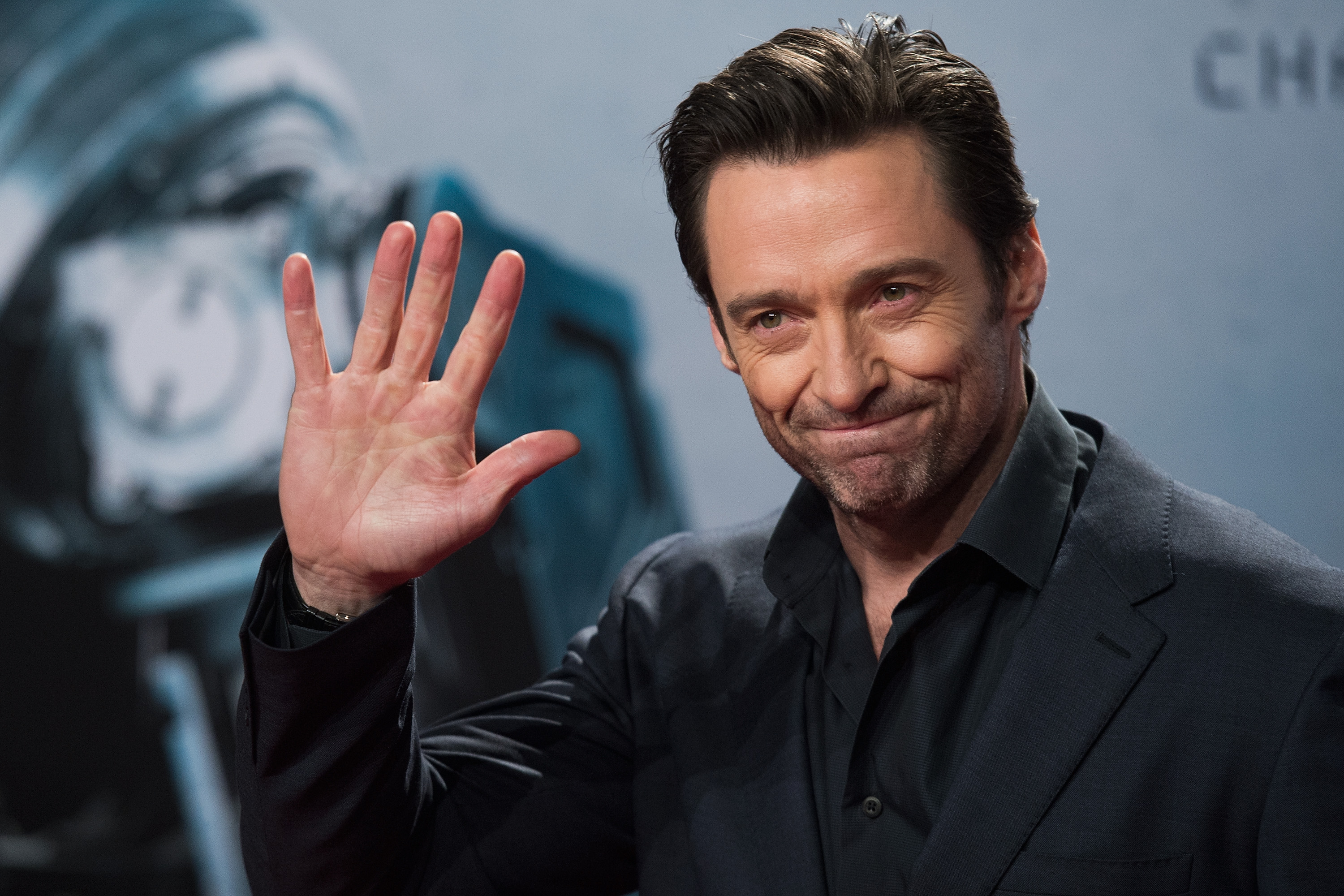 Hugh Jackman Hints at One Last 'Wolverine' Appearance