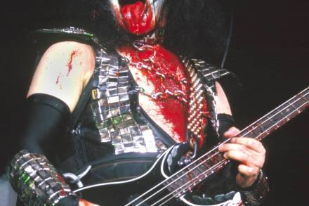 Kiss' Gene Simmons Picks 5 Favorite 'Elevated' Horror Movies