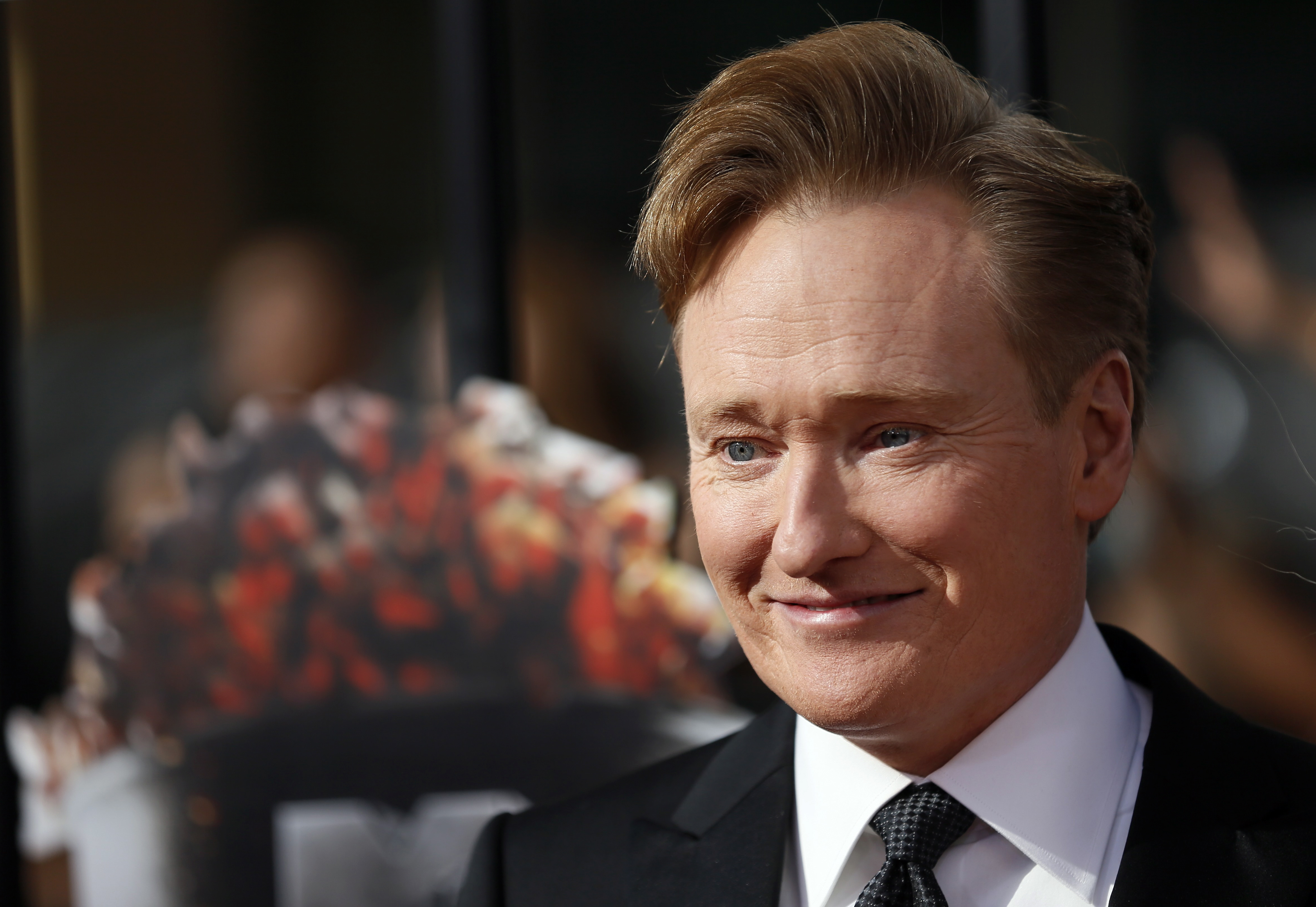 Conan O'Brien Breaks Out of the Bubble