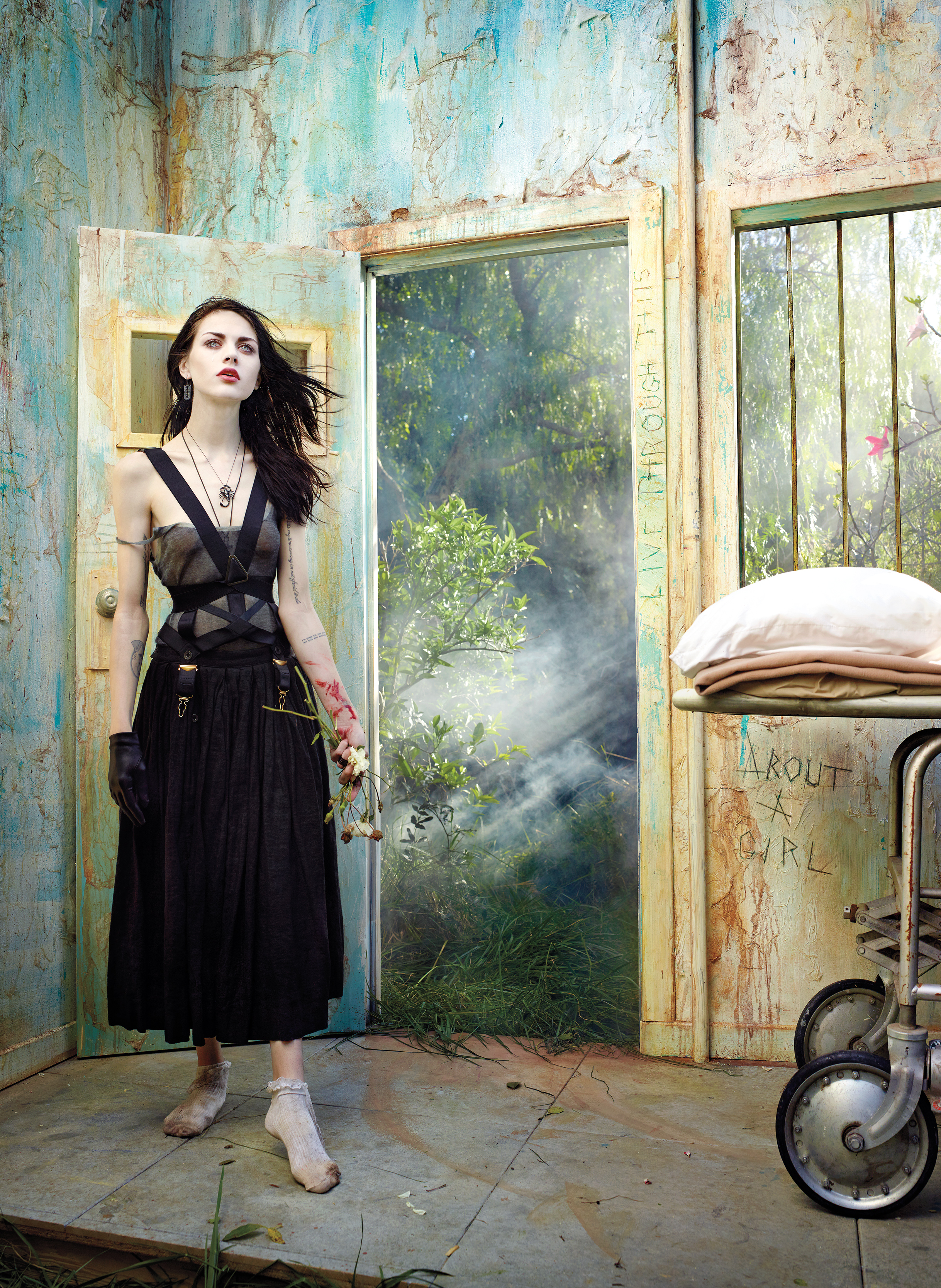 Frances Bean Cobain On Life After Kurt S Death An